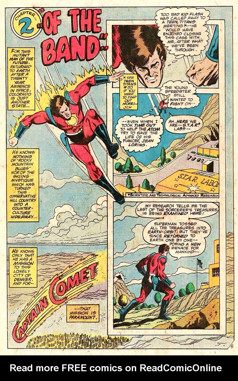 Read online Secret Society of Super-Villains comic -  Issue #10 - 6