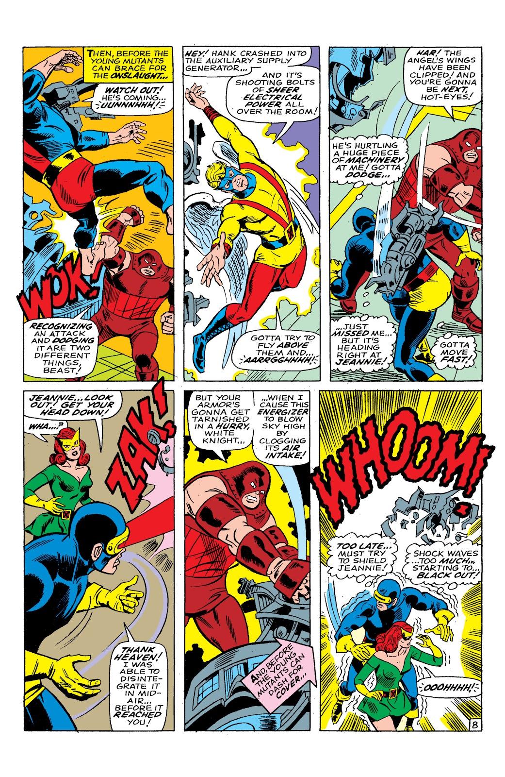 Uncanny X-Men (1963) issue 46 - Page 9