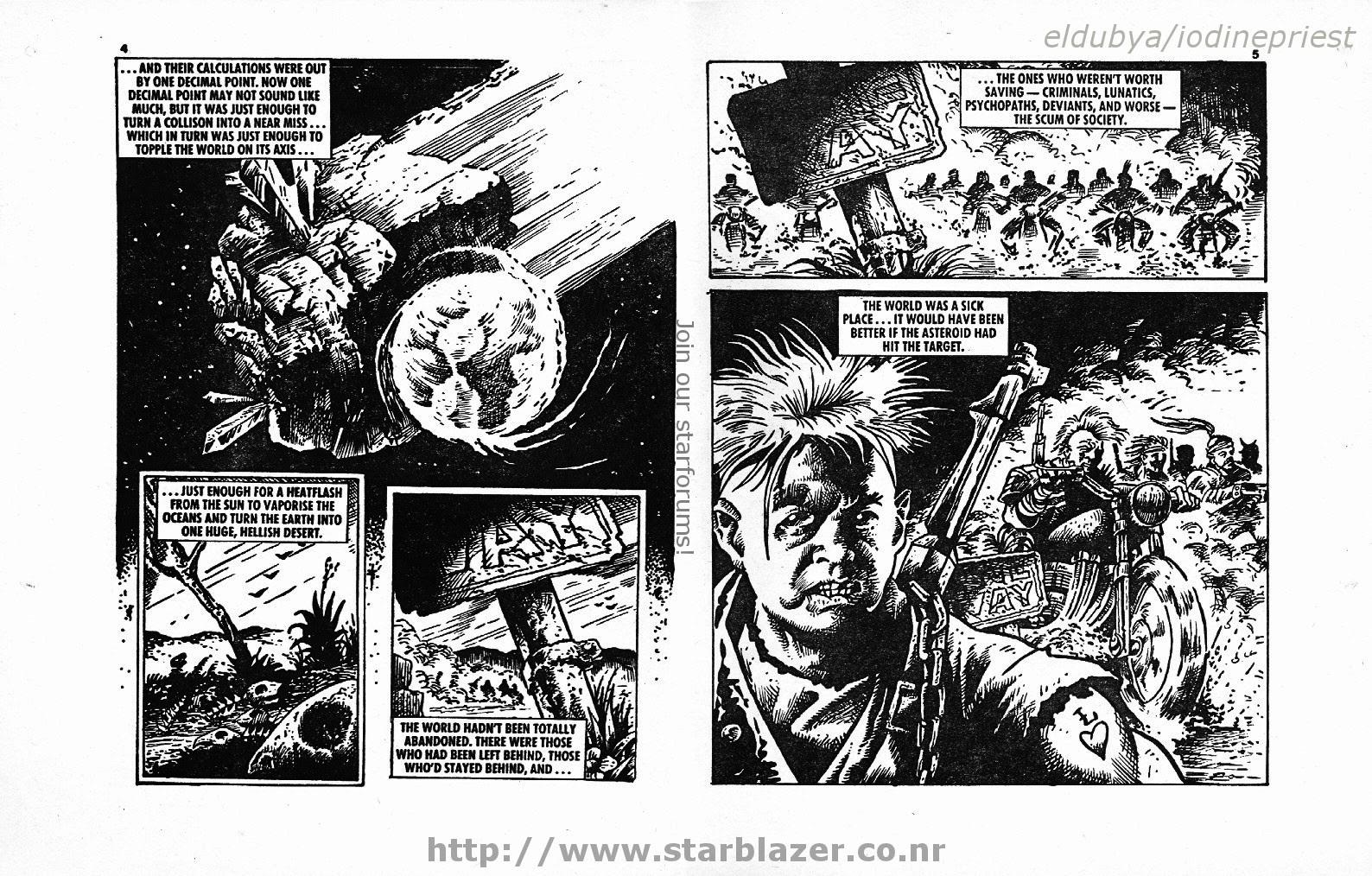 Starblazer issue 279 - Page 4