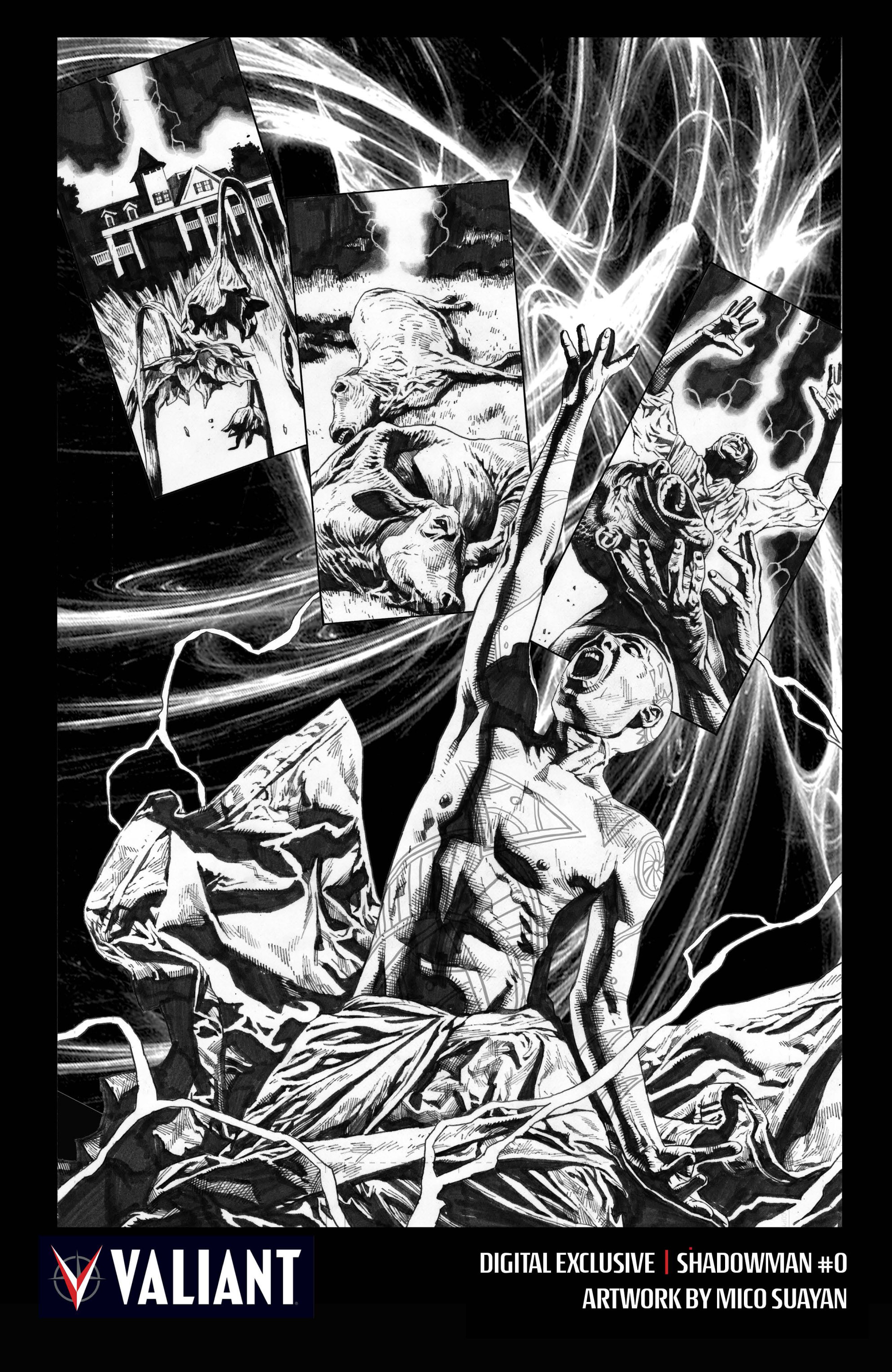 Read online Shadowman (2012) comic -  Issue #0 - 37