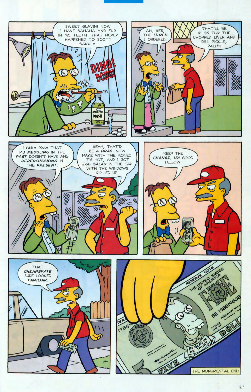 Read online Simpsons Comics comic -  Issue #78 - 28