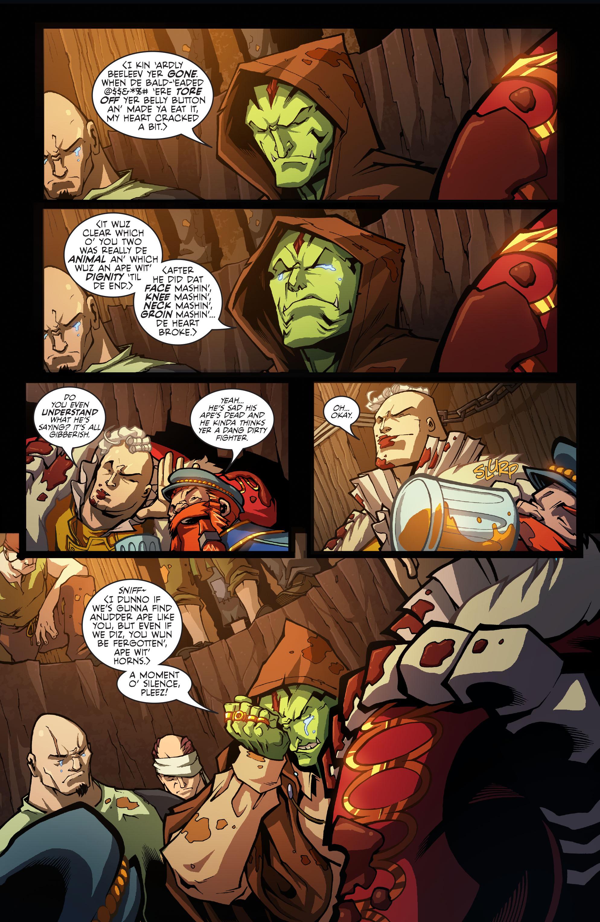 Read online Skullkickers comic -  Issue #9 - 4