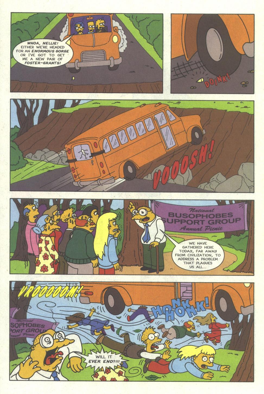 Read online Simpsons Comics comic -  Issue #26 - 17