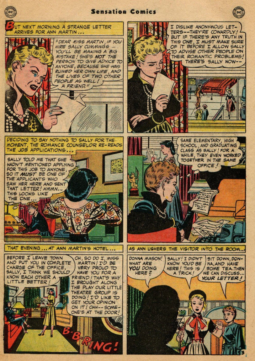 Read online Sensation (Mystery) Comics comic -  Issue #100 - 44