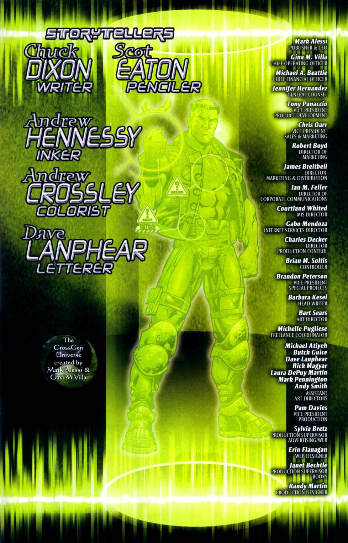 Read online Sigil (2000) comic -  Issue #33 - 22