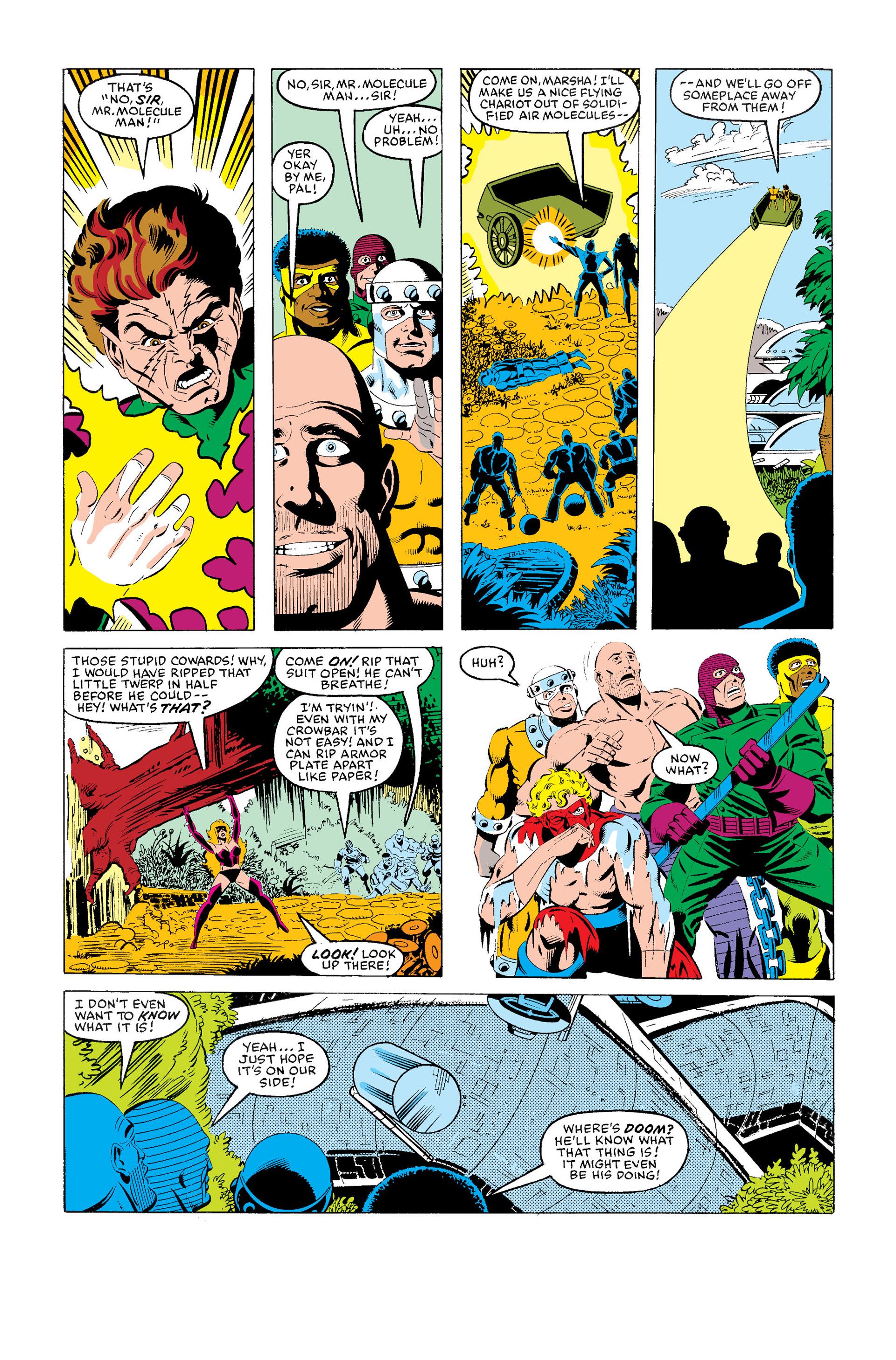 Read online Secret Wars (1985) comic -  Issue #5 - 11