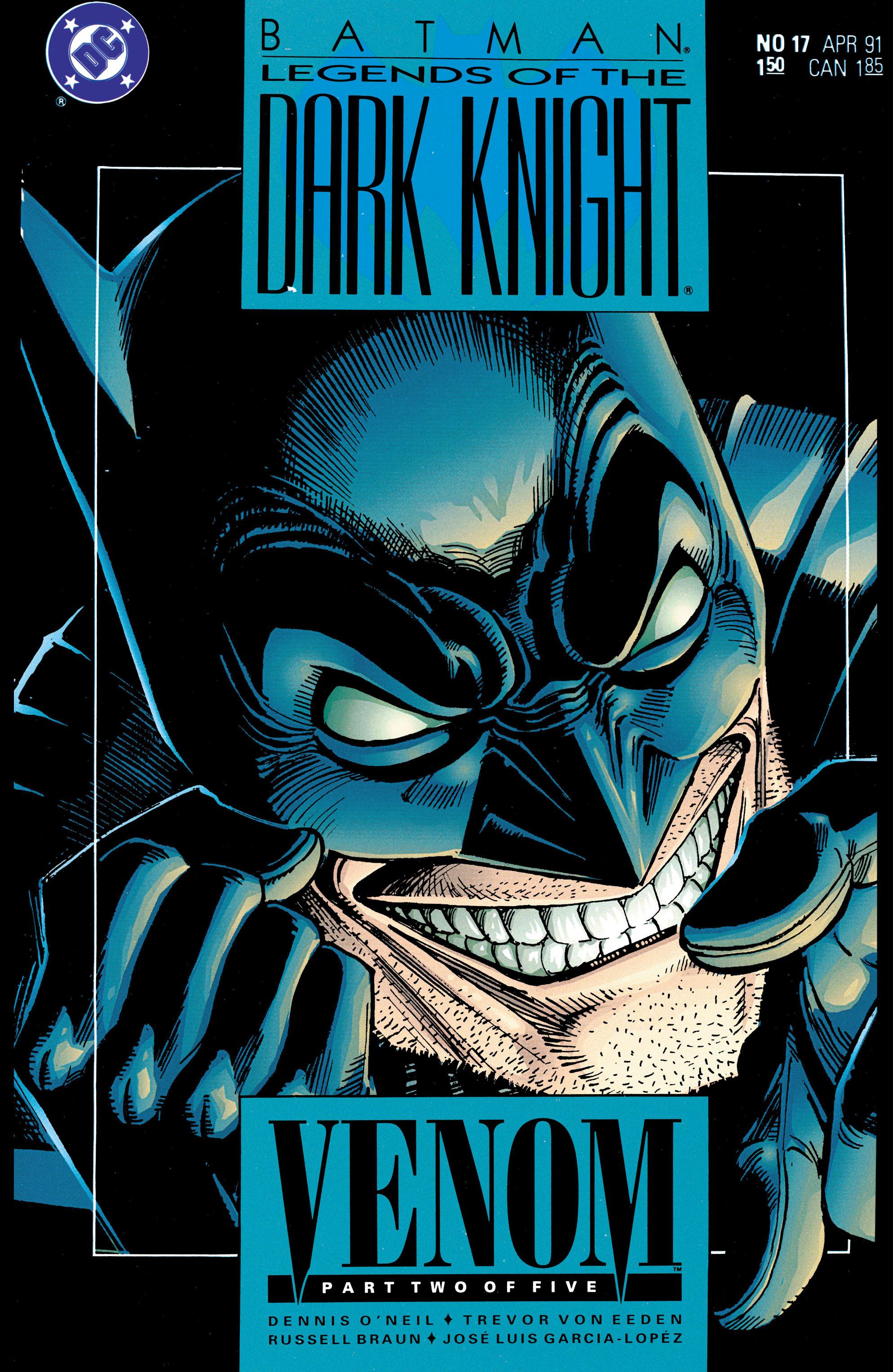 Batman: Legends of the Dark Knight 17 Page 1