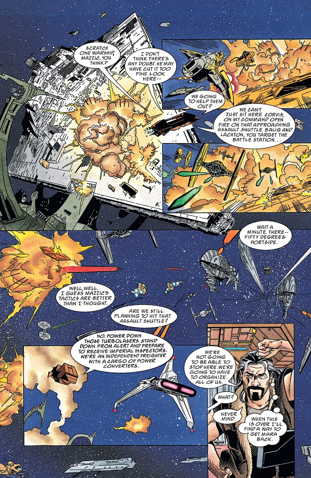 Read online Star Wars Legends: The New Republic - Epic Collection comic -  Issue # TPB 4 (Part 4) - 51