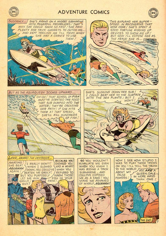 Read online Adventure Comics (1938) comic -  Issue #274 - 24