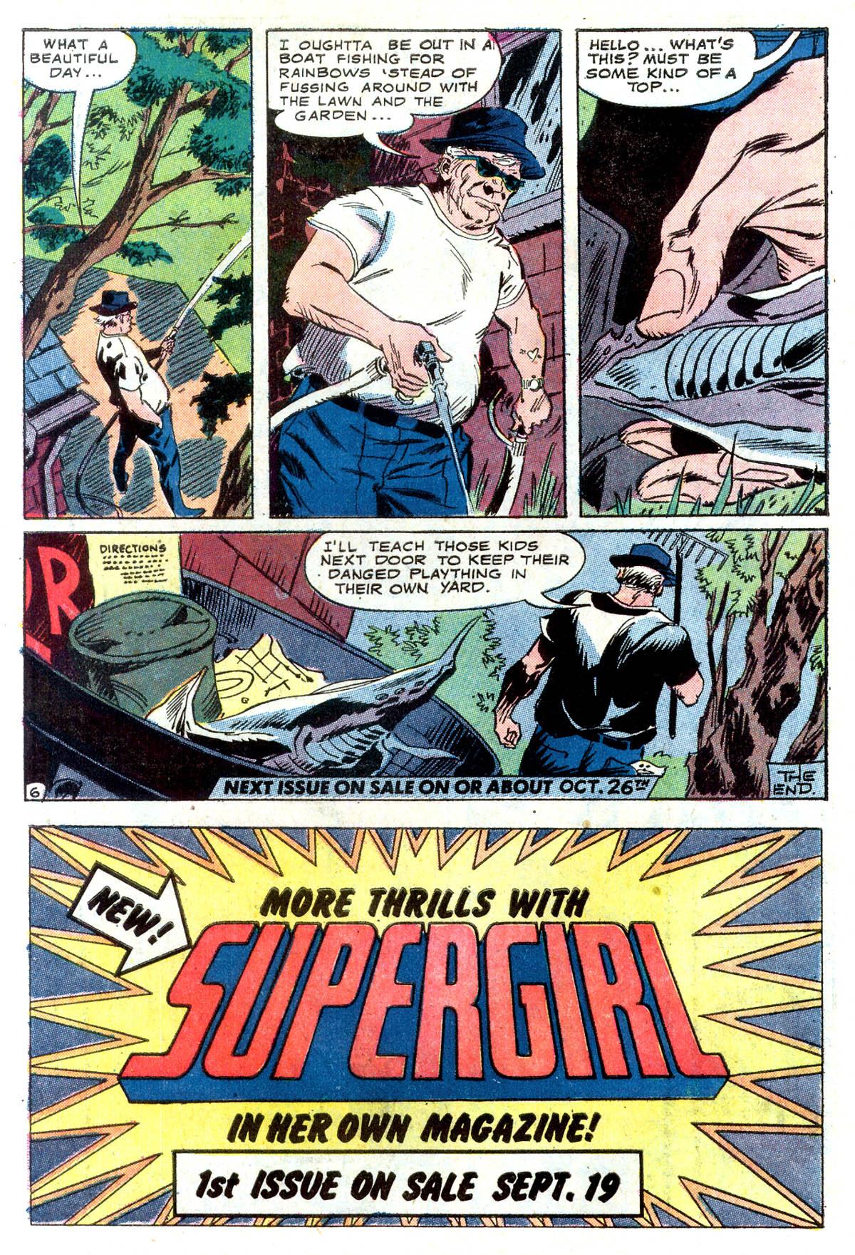 Read online Adventure Comics (1938) comic -  Issue #424 - 24