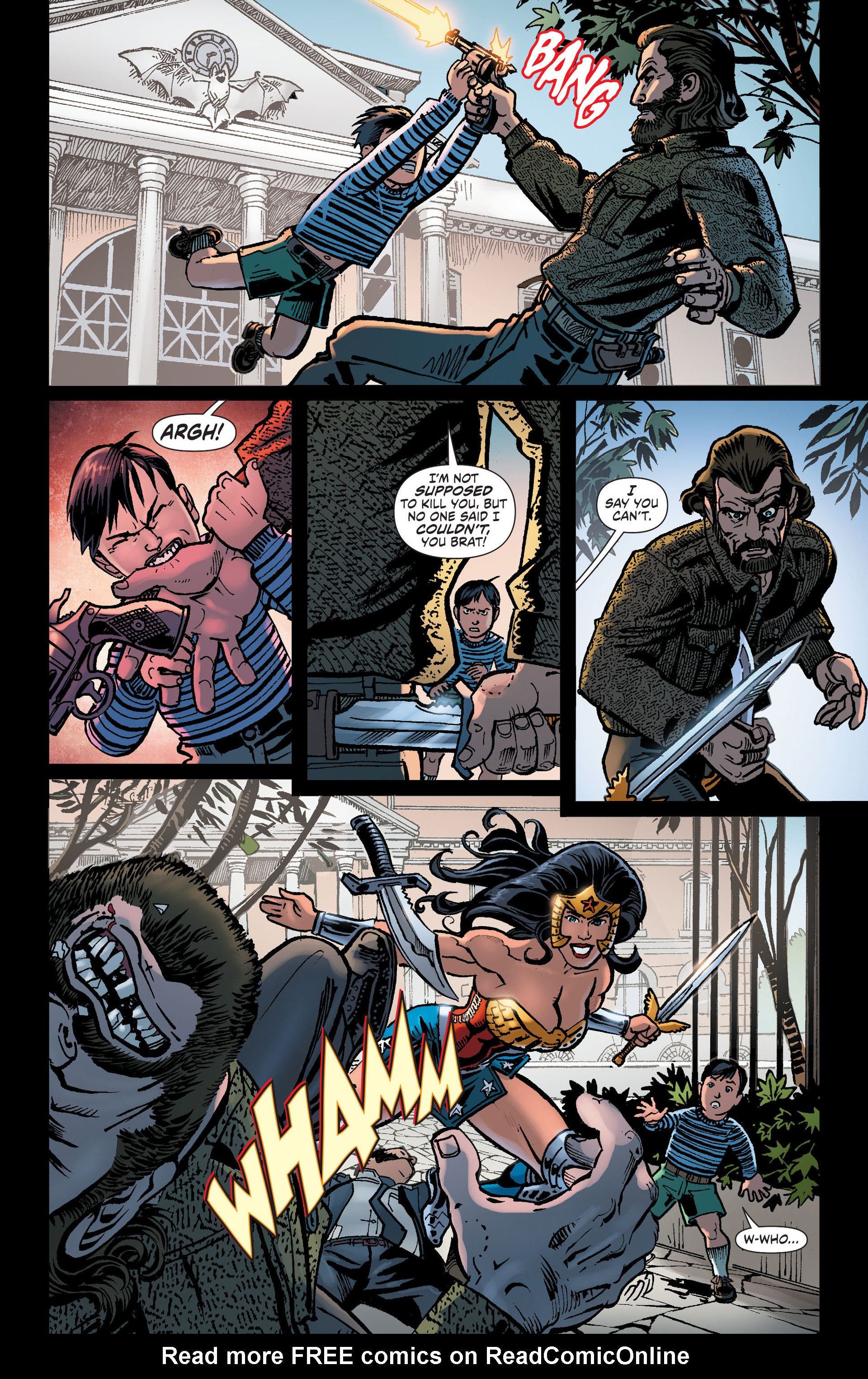 Read online Worlds' Finest comic -  Issue #28 - 20