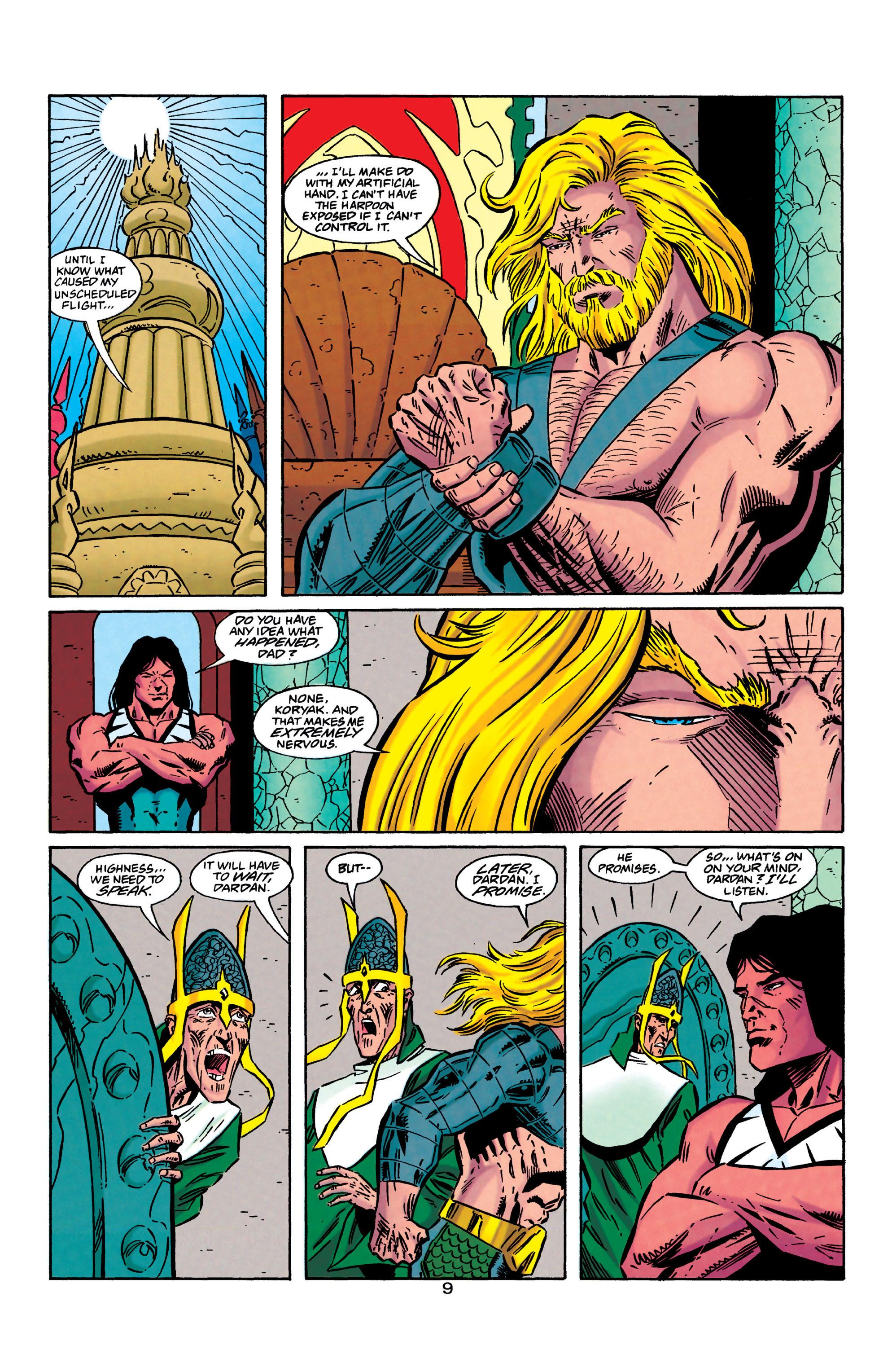 Read online Aquaman (1994) comic -  Issue #40 - 10