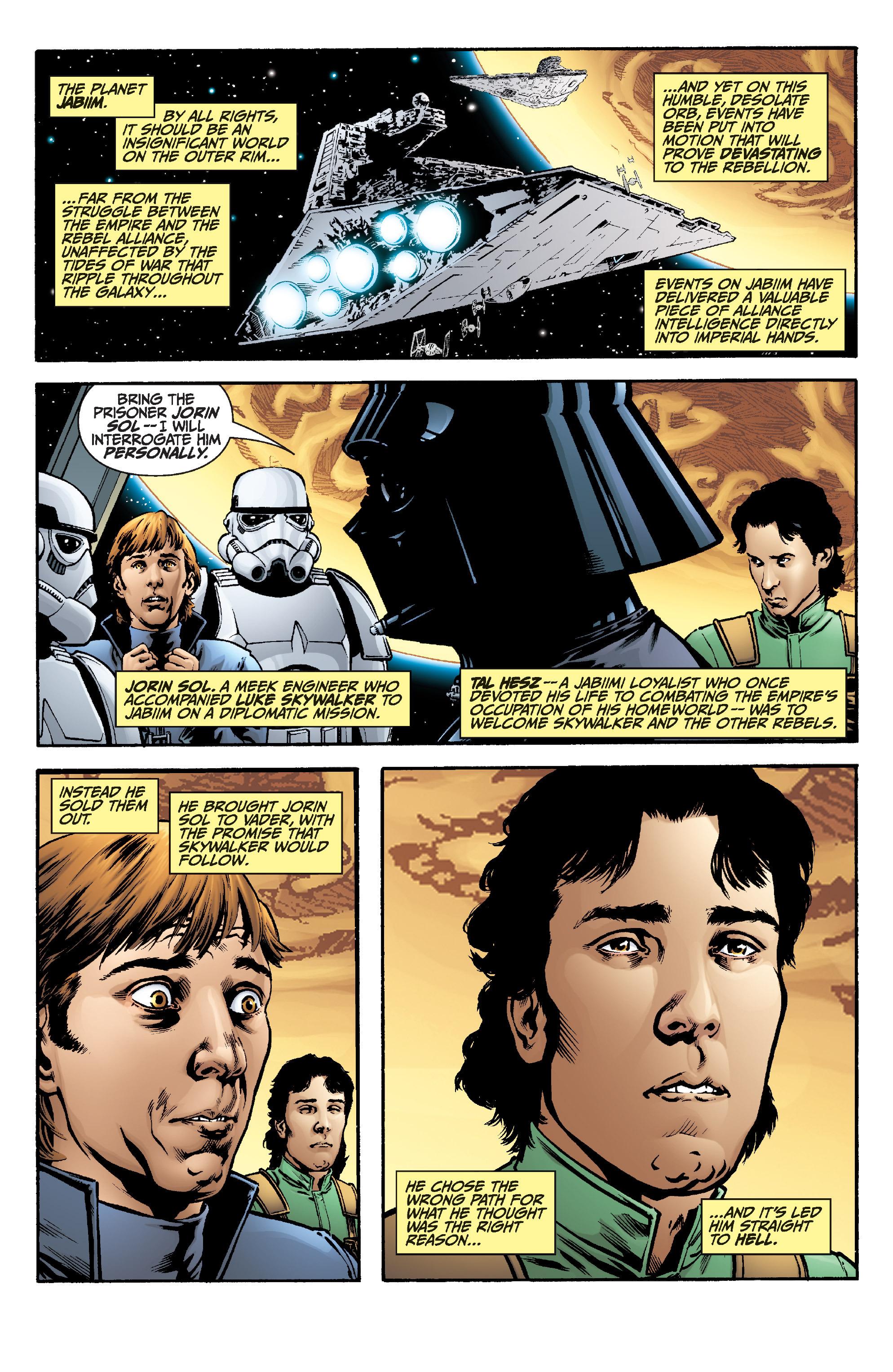 Read online Star Wars Omnibus comic -  Issue # Vol. 22 - 316