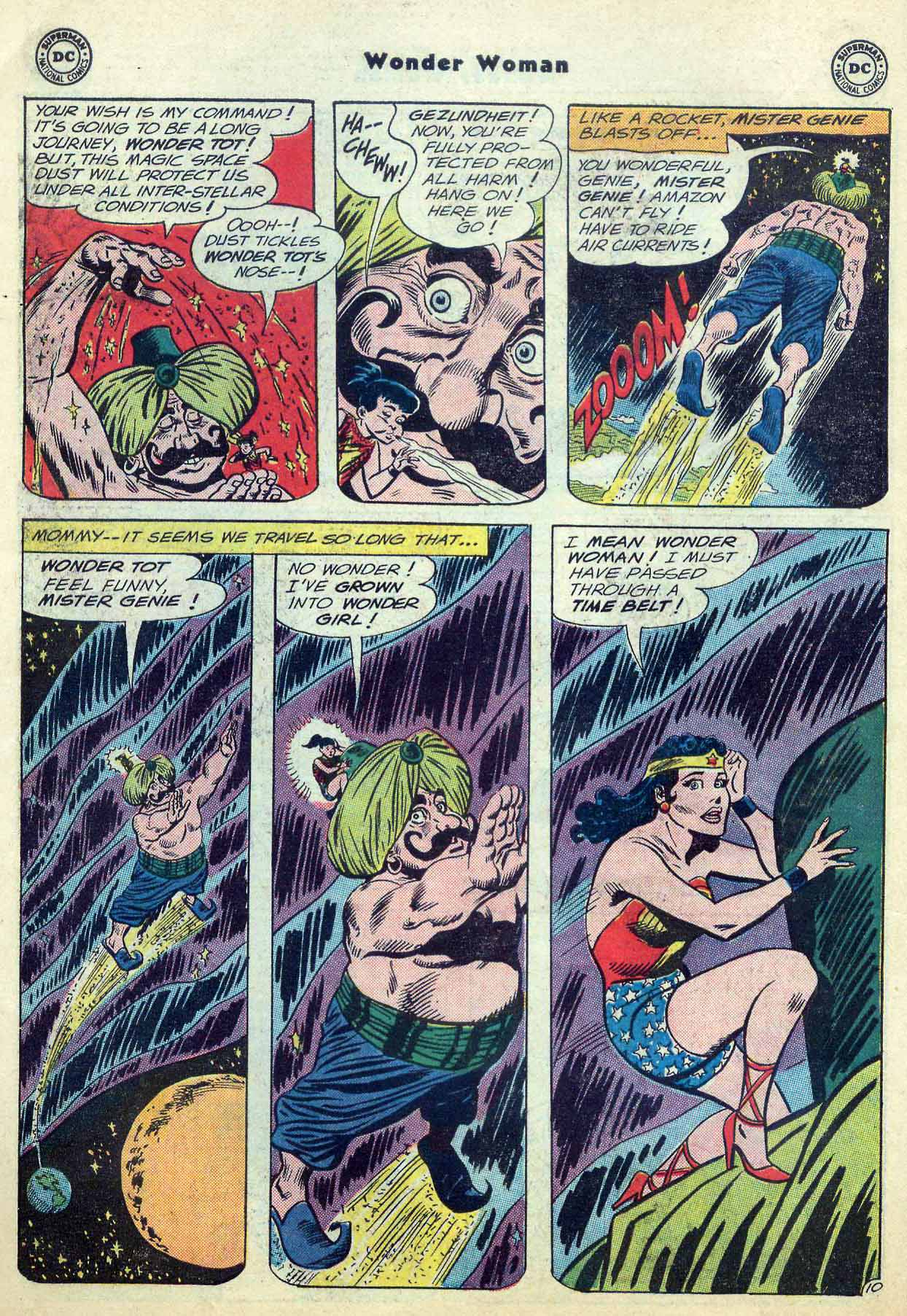 Read online Wonder Woman (1942) comic -  Issue #126 - 14