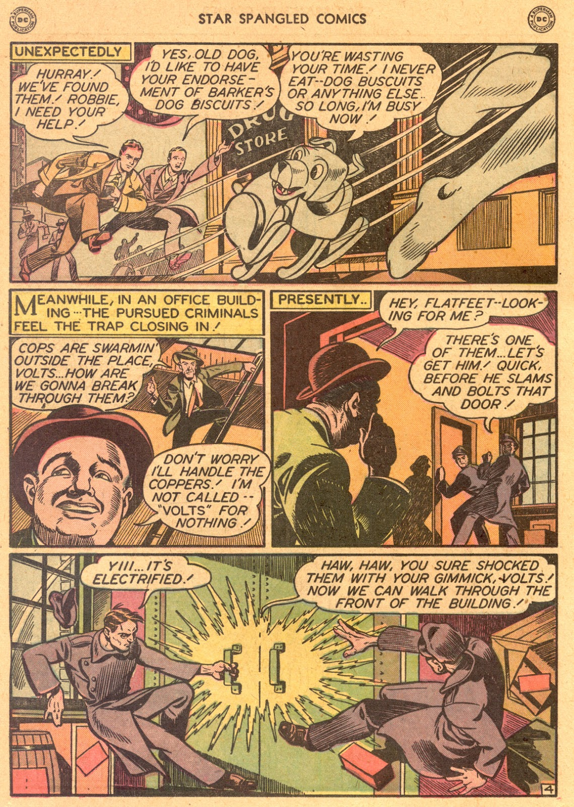 Star Spangled Comics (1941) issue 80 - Page 18