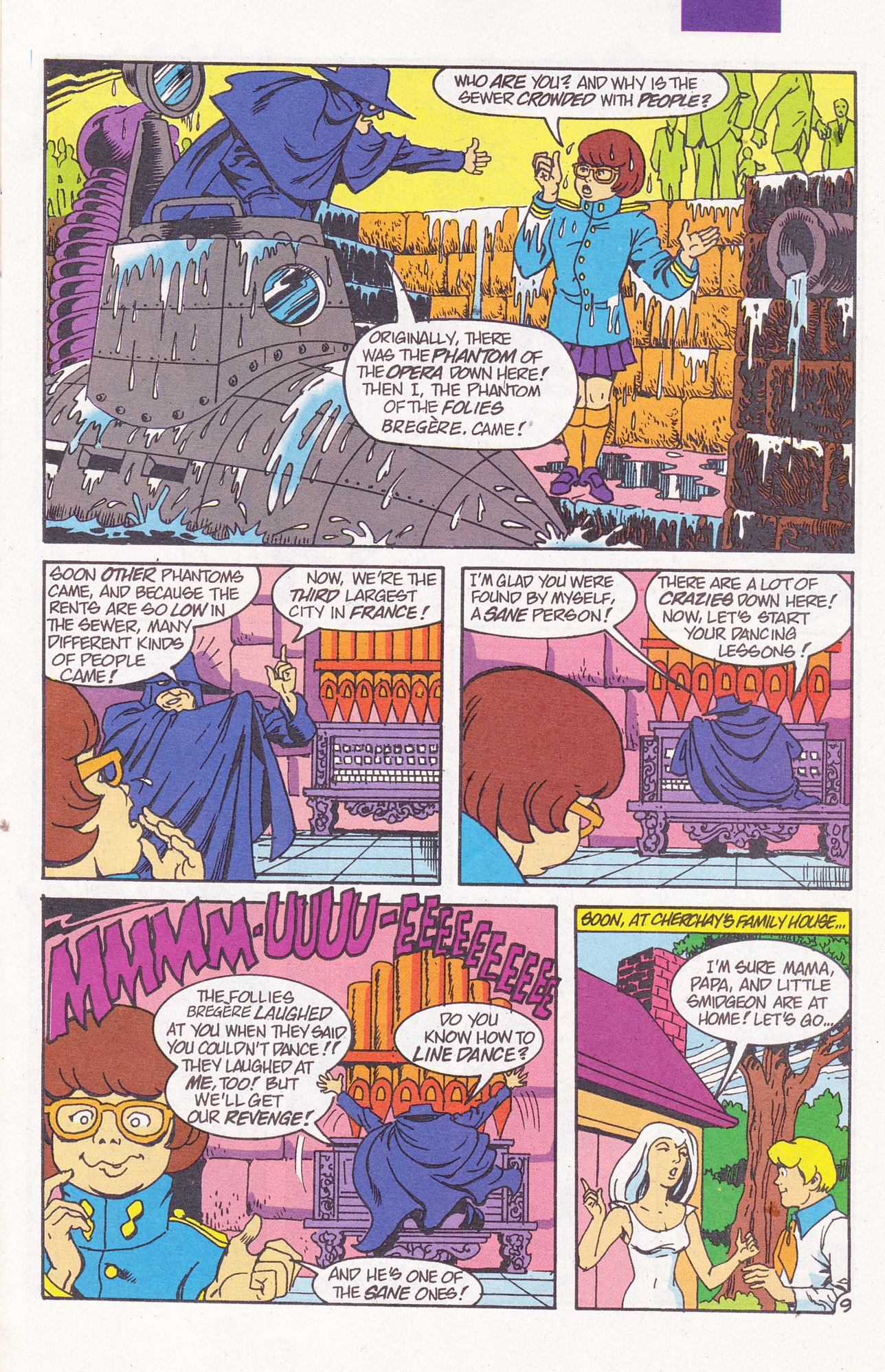 Read online Scooby-Doo (1995) comic -  Issue #7 - 13