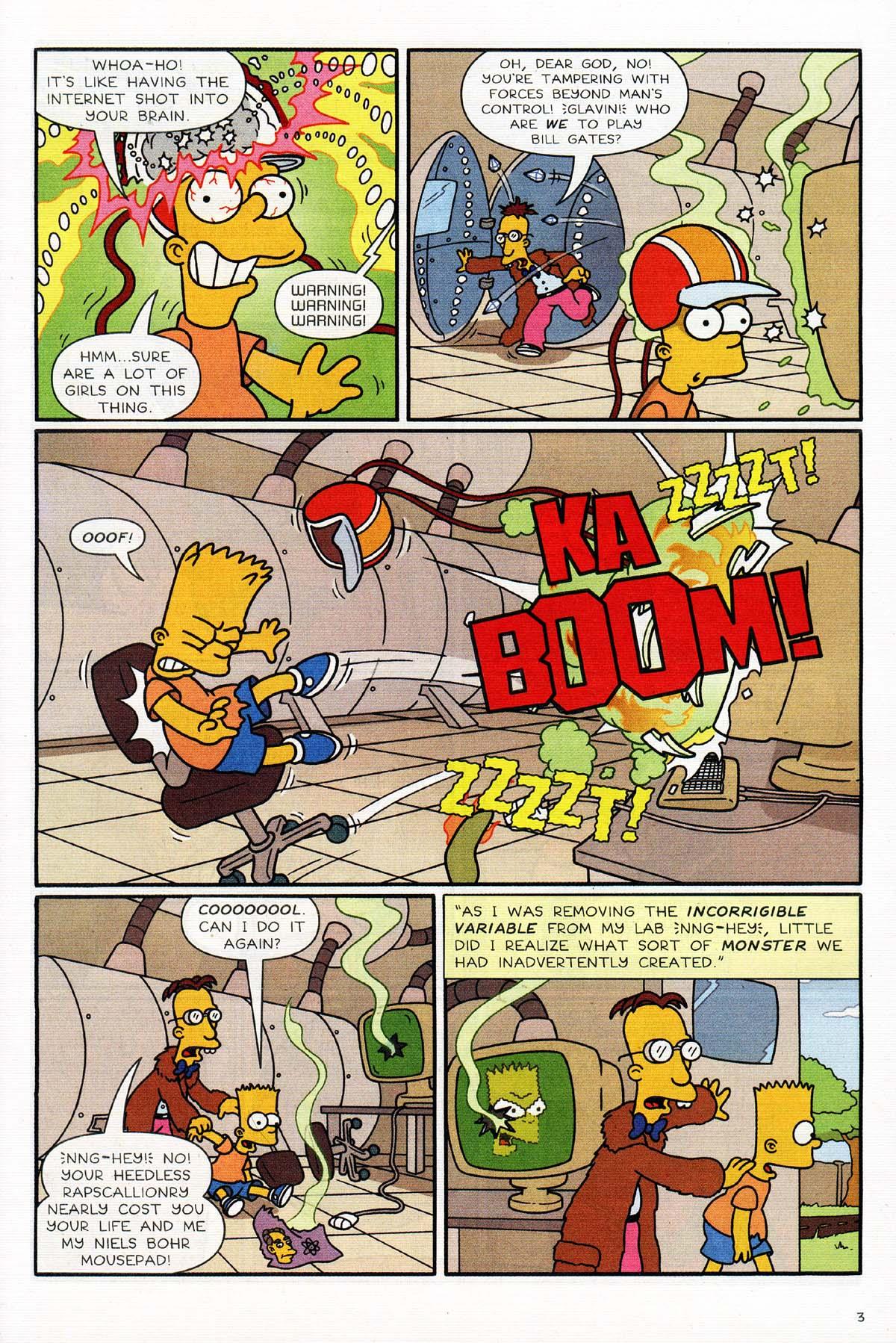 Read online Simpsons Comics Presents Bart Simpson comic -  Issue #15 - 5