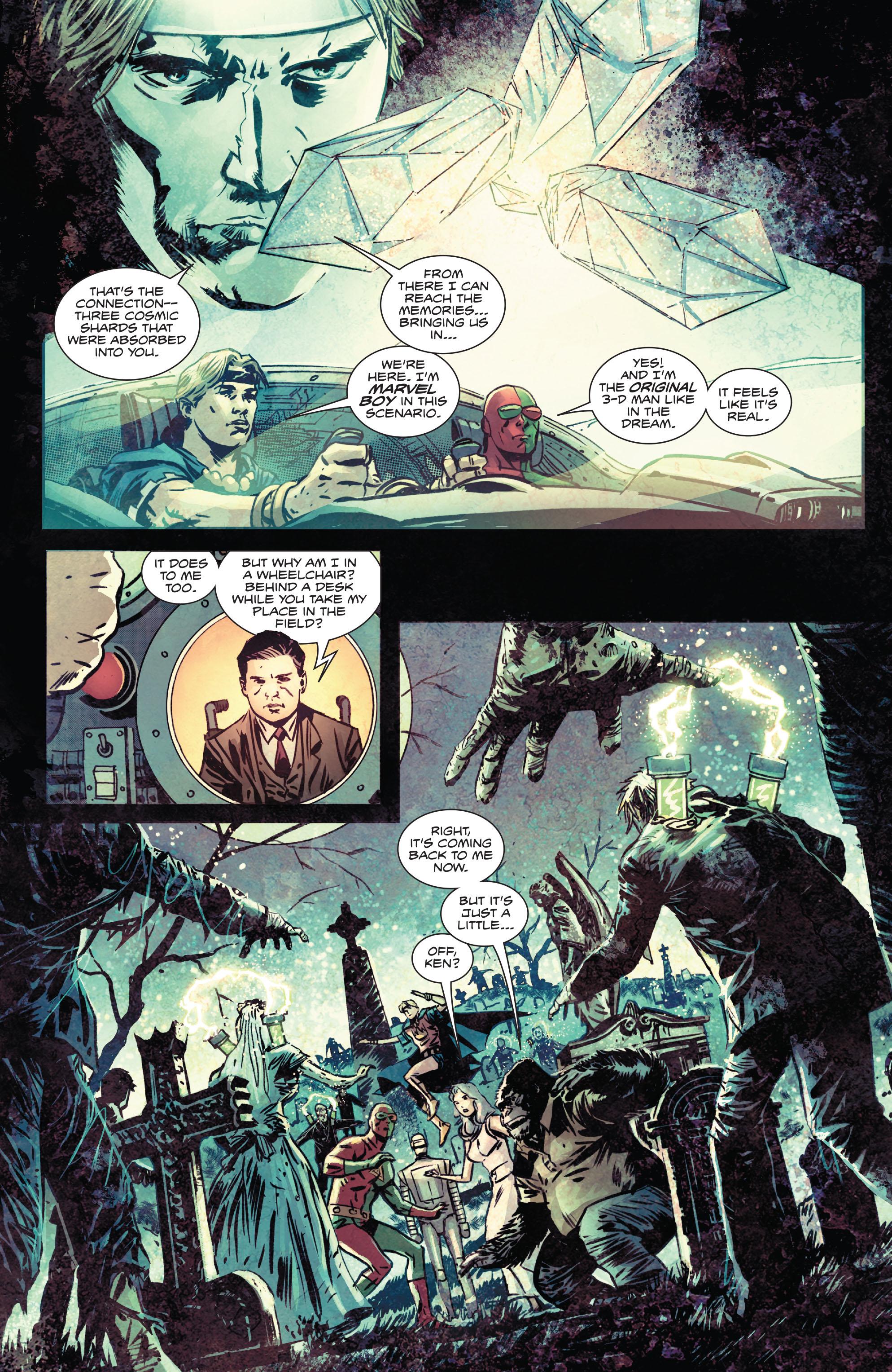 Read online Atlas comic -  Issue #2 - 10