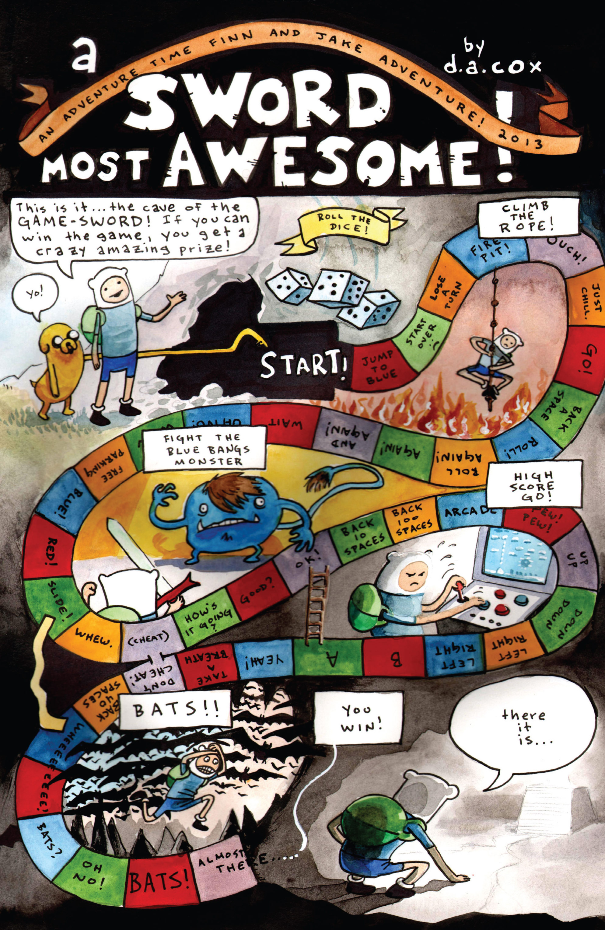 Read online Adventure Time comic -  Issue #Adventure Time _Annual 1 - 12