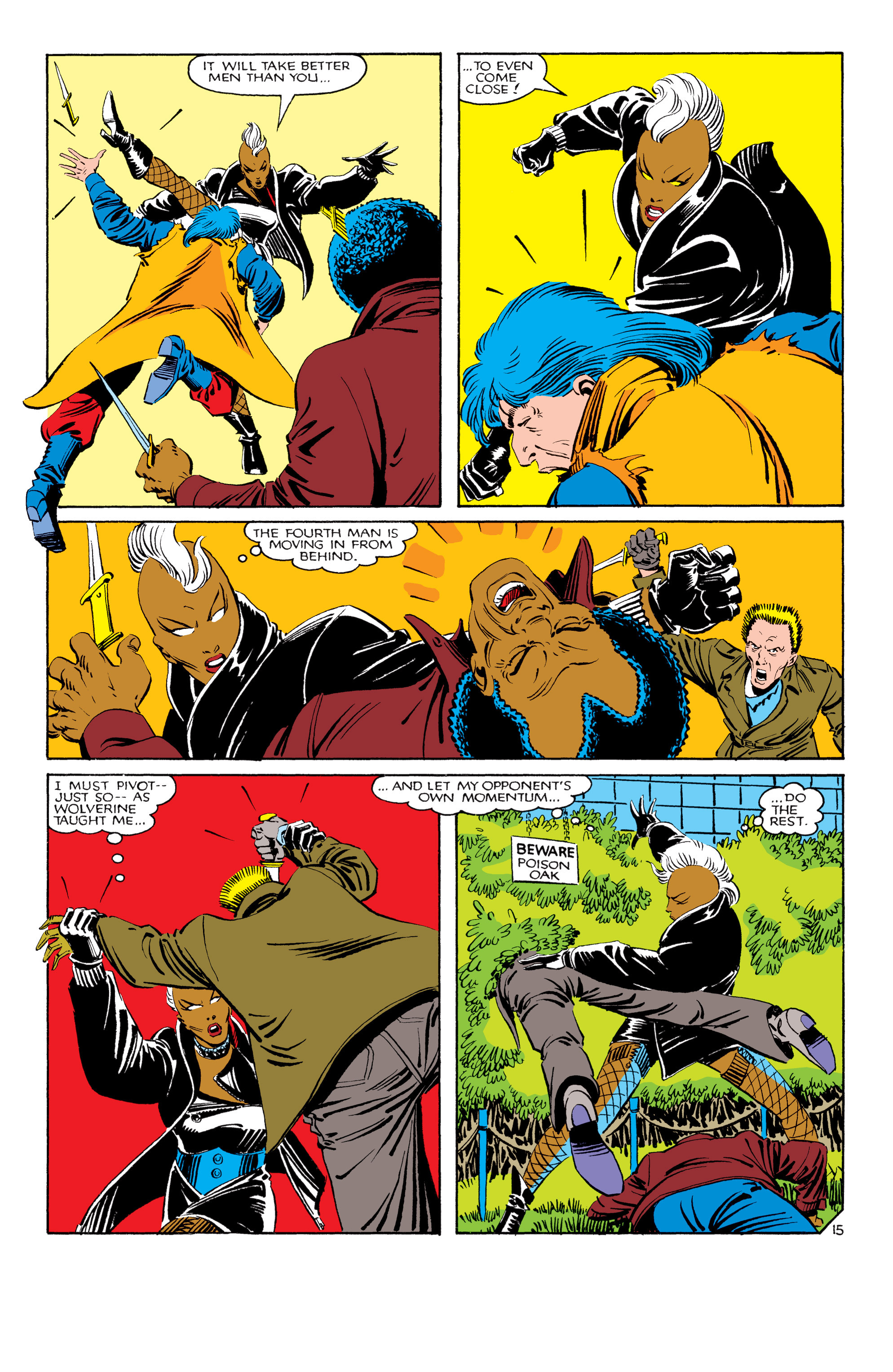 Read online Uncanny X-Men (1963) comic -  Issue #180 - 16