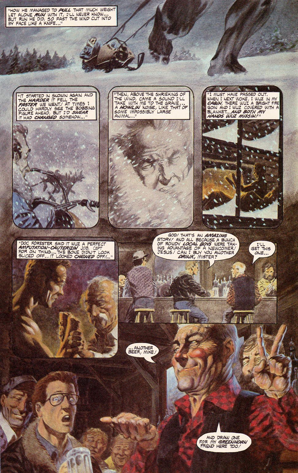Read online Twisted Tales (1982) comic -  Issue #10 - 5