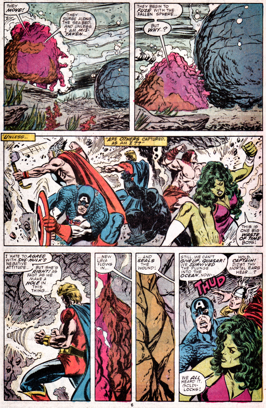 The Avengers (1963) 306 Page 5