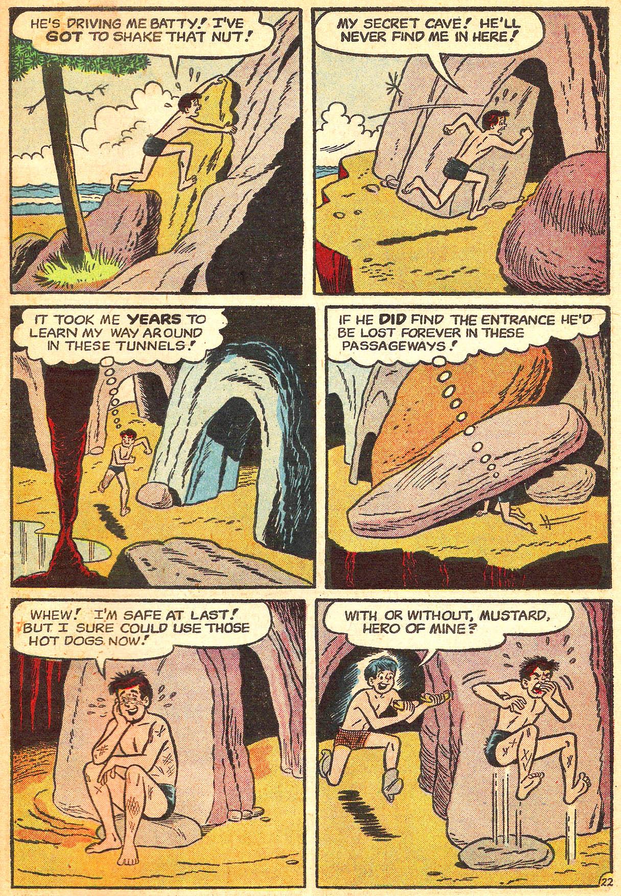 Read online She's Josie comic -  Issue #8 - 31