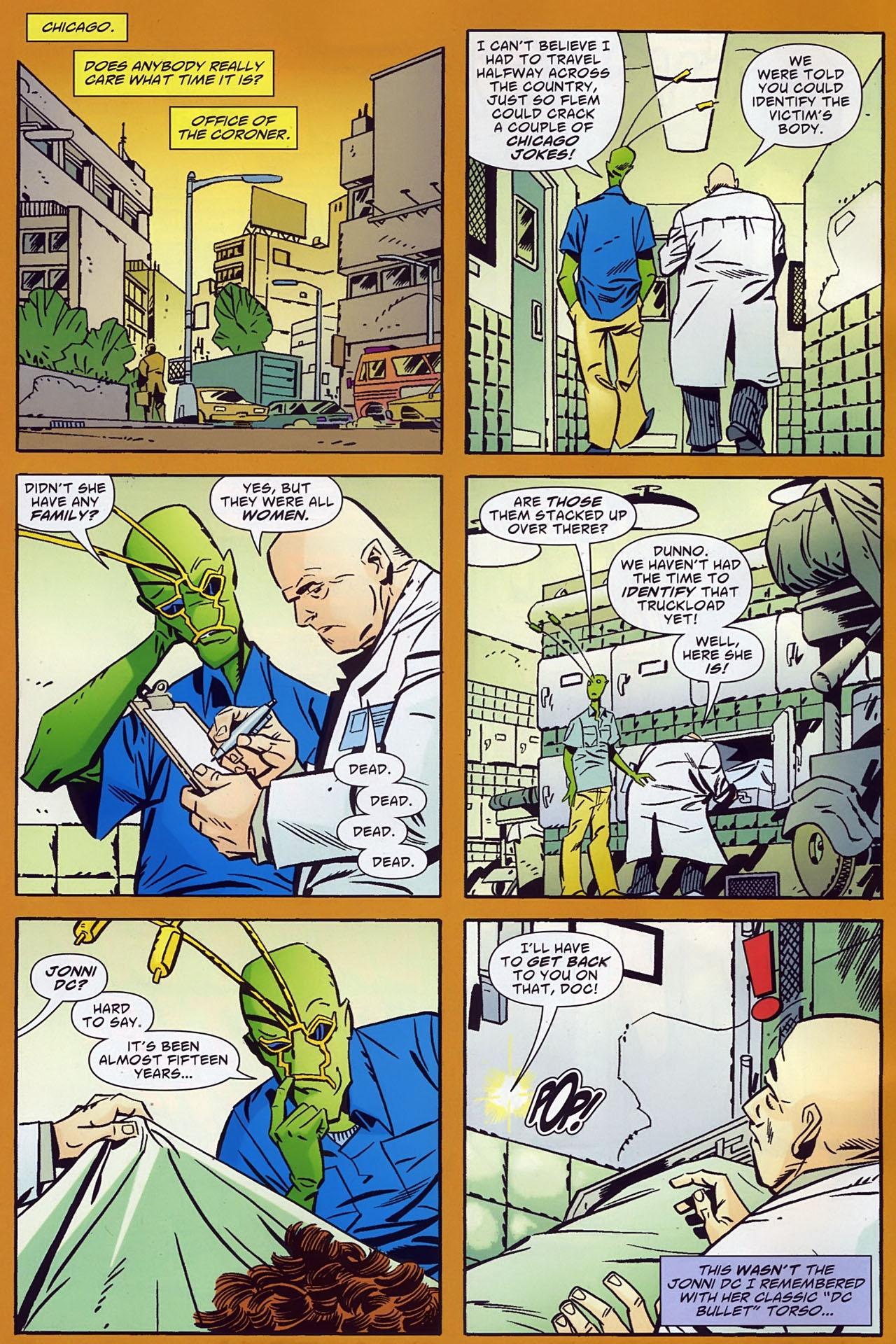 Read online Ambush Bug: Year None comic -  Issue #1 - 5