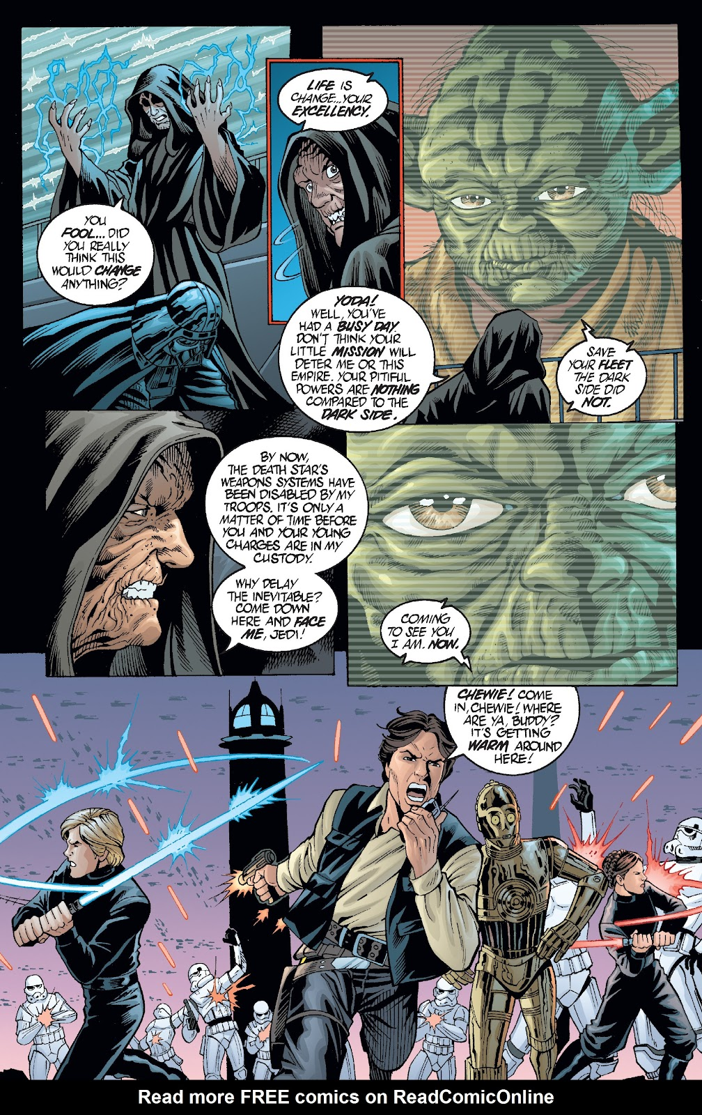 Read online Star Wars Legends: Infinities - Epic Collection comic -  Issue # TPB (Part 1) - 96