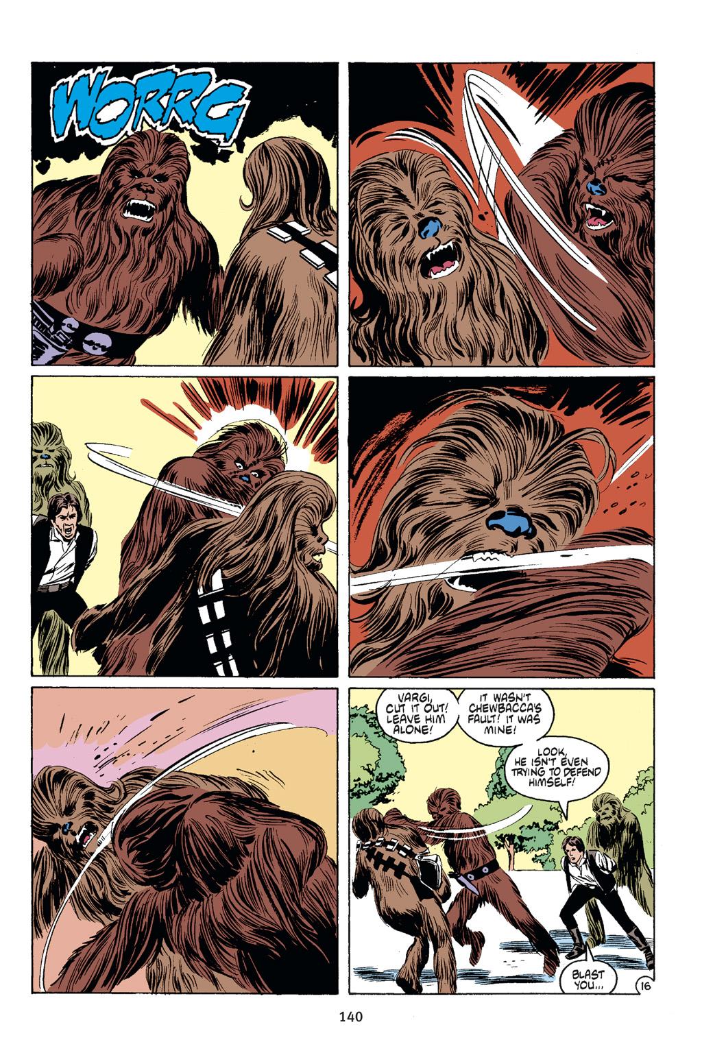 Read online Star Wars Omnibus comic -  Issue # Vol. 21 - 134