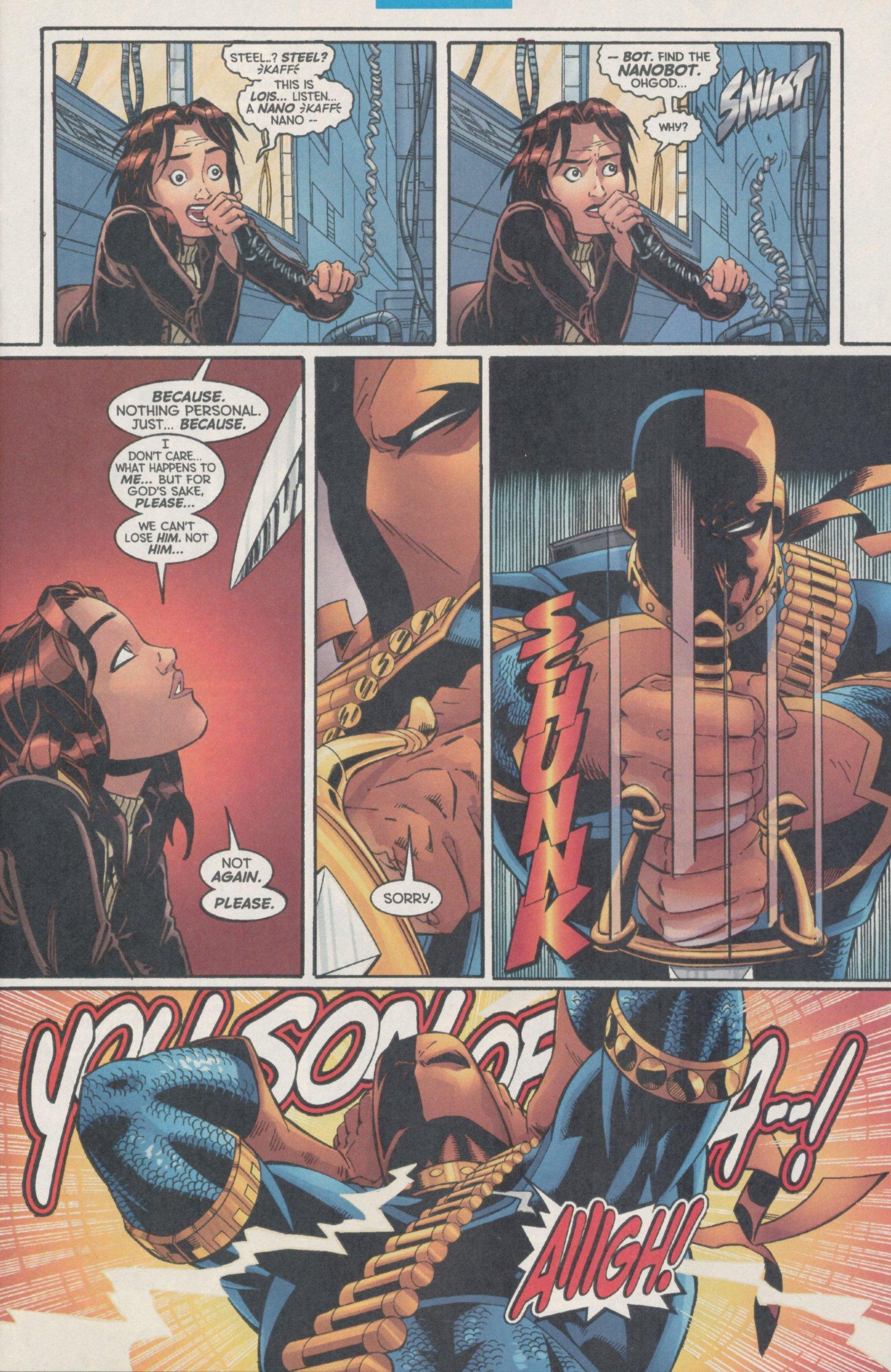 Action Comics (1938) 767 Page 7