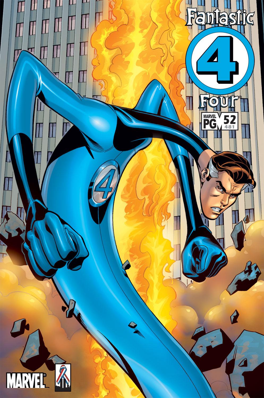 Fantastic Four (1998) 52 Page 1