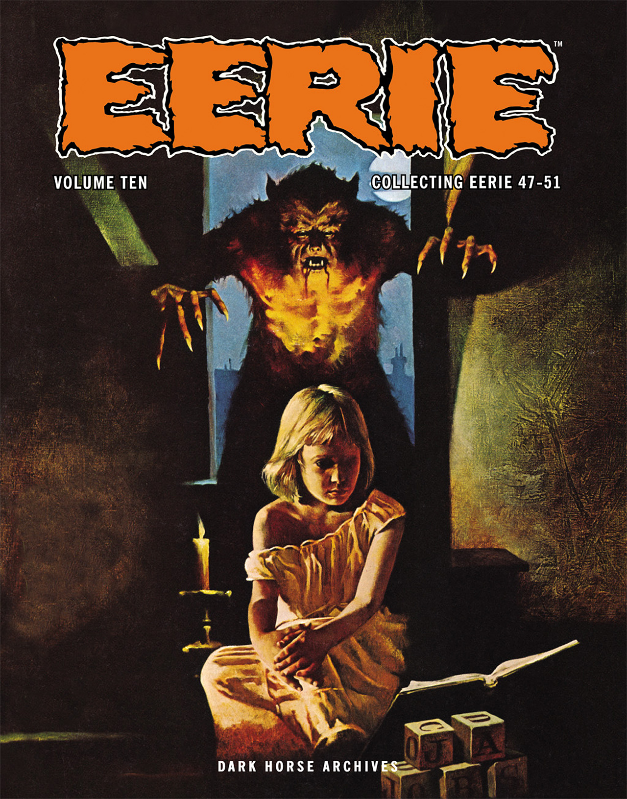 Read online Eerie Archives comic -  Issue # TPB 10 - 1