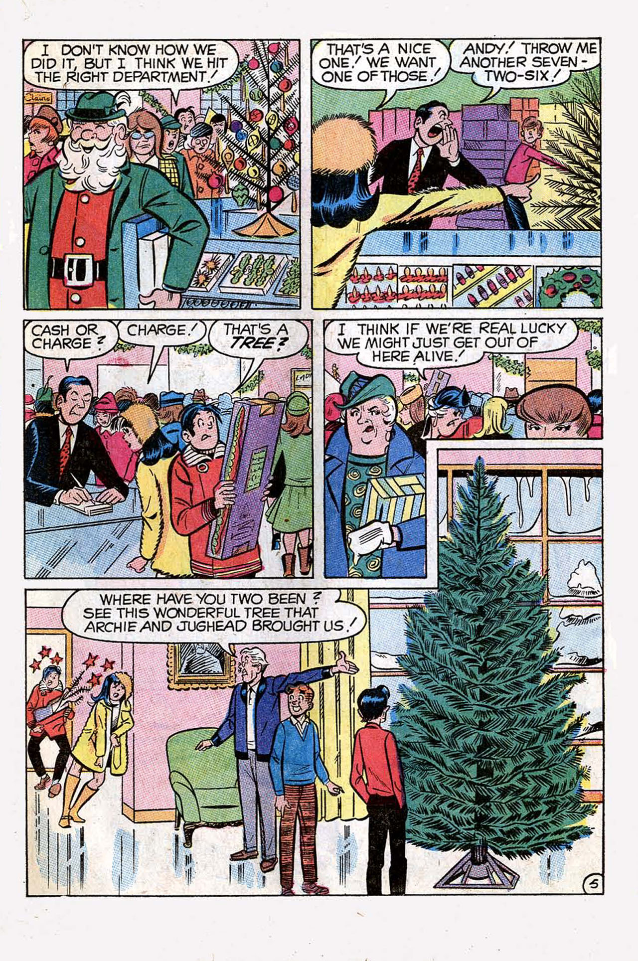 Read online Archie (1960) comic -  Issue #197 - 17