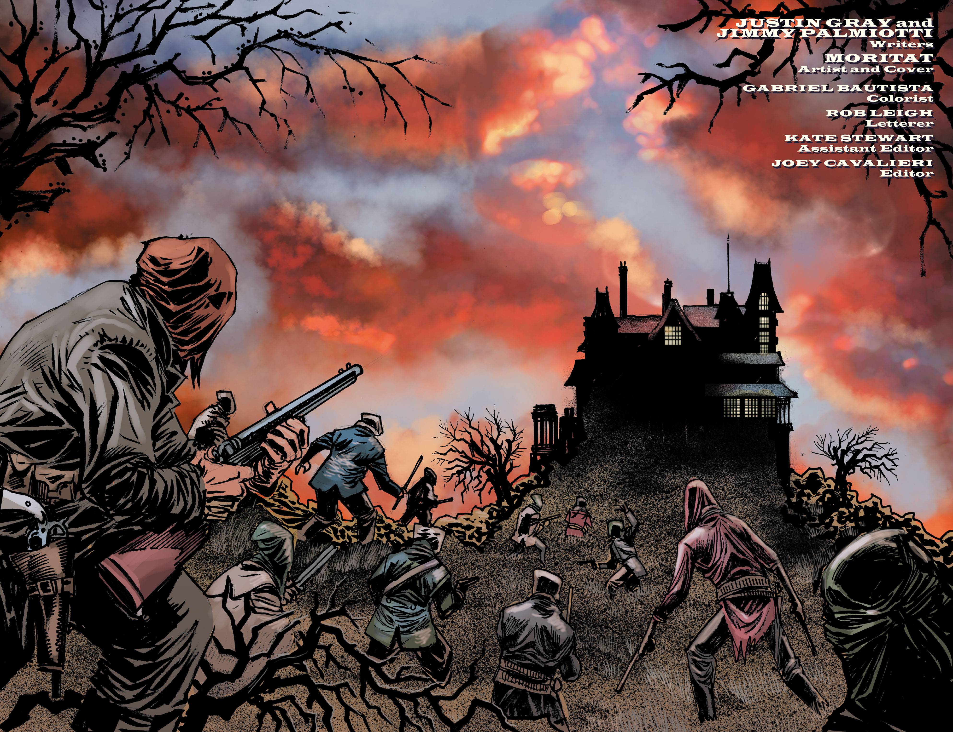 Read online All-Star Western (2011) comic -  Issue #2 - 5