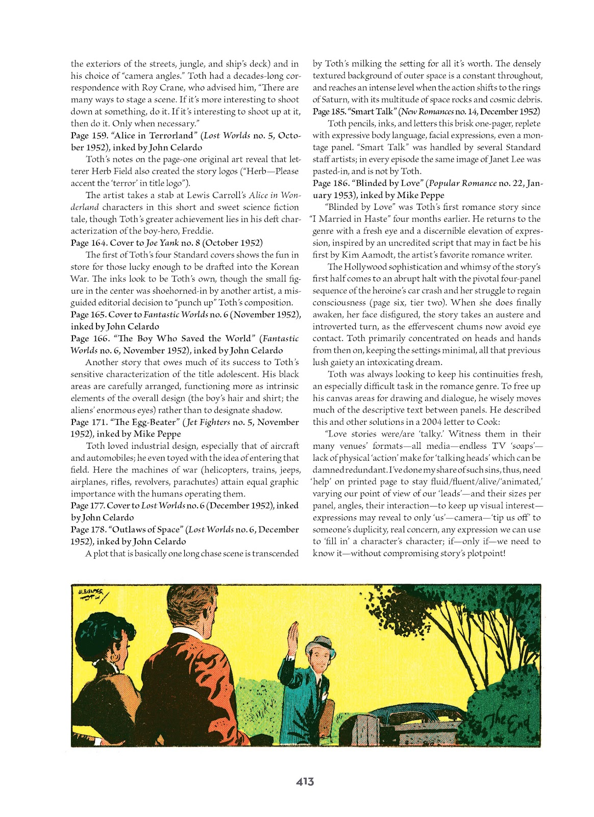 Read online Setting the Standard: Comics by Alex Toth 1952-1954 comic -  Issue # TPB (Part 4) - 114