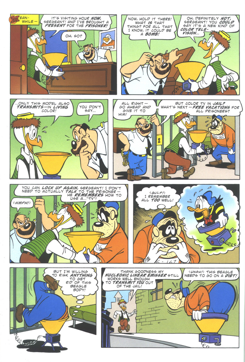 Read online Uncle Scrooge (1953) comic -  Issue #343 - 48