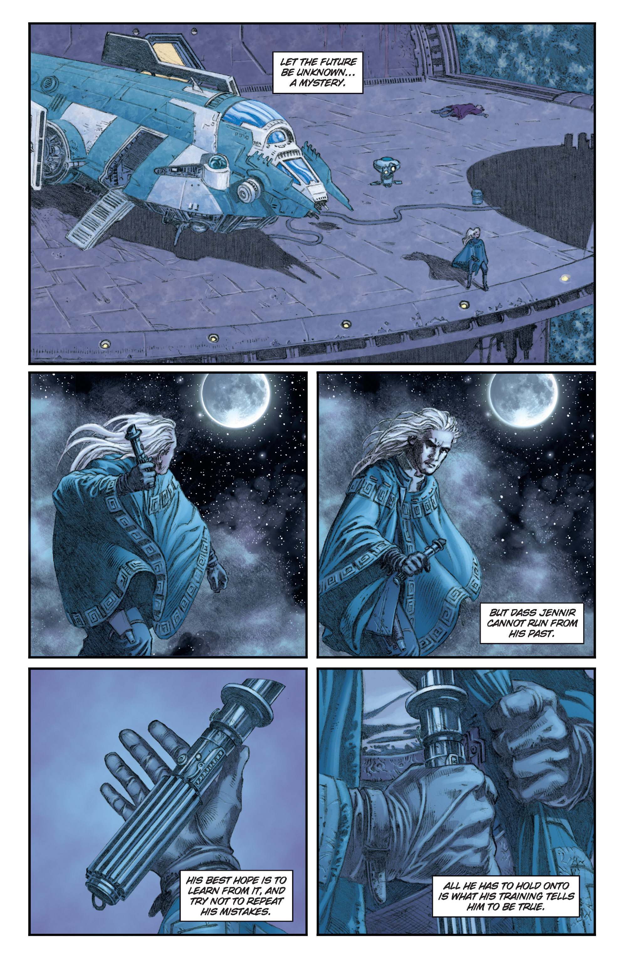Read online Star Wars Omnibus comic -  Issue # Vol. 31 - 165