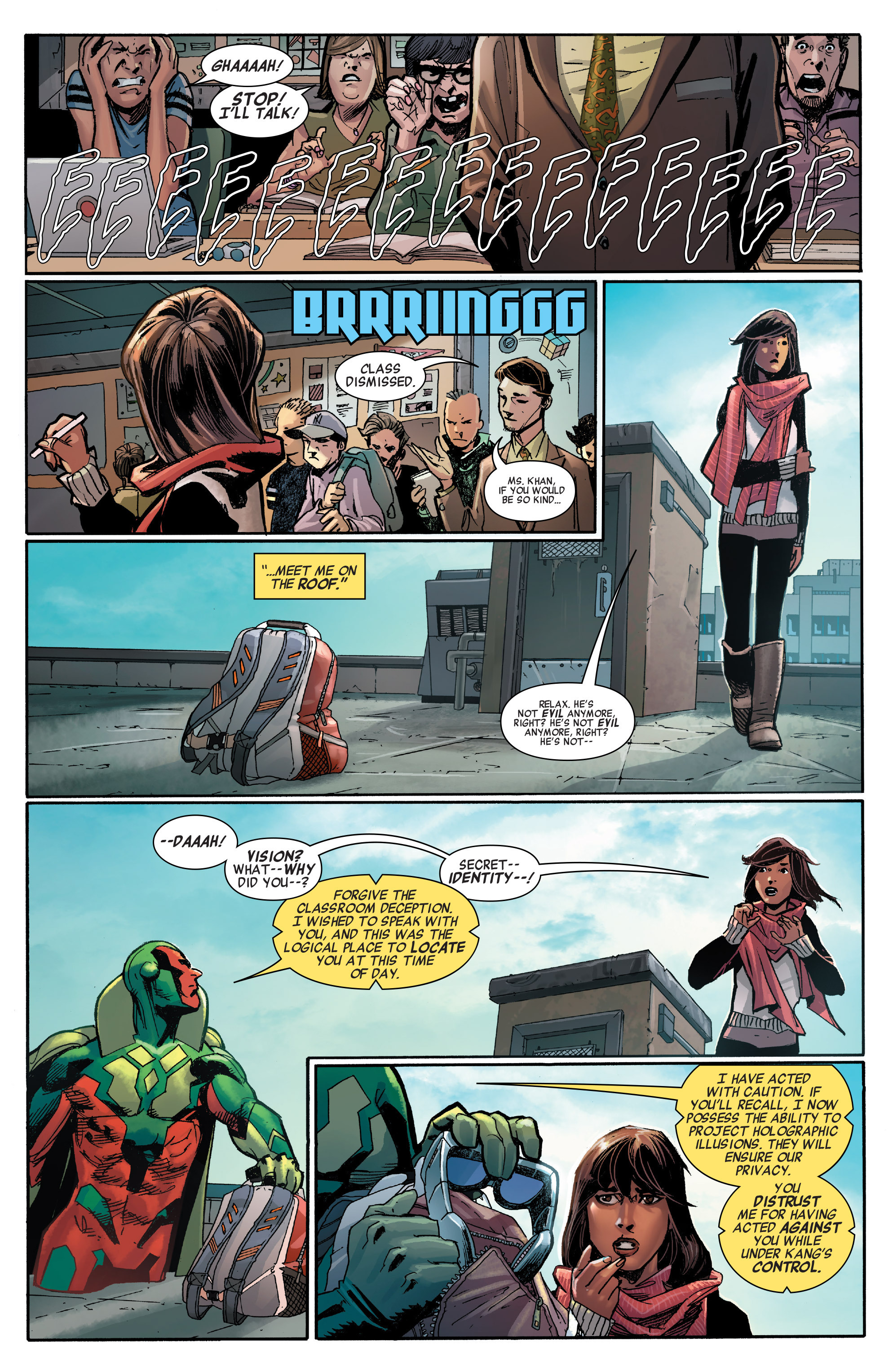 Read online All-New, All-Different Avengers comic -  Issue #7 - 6