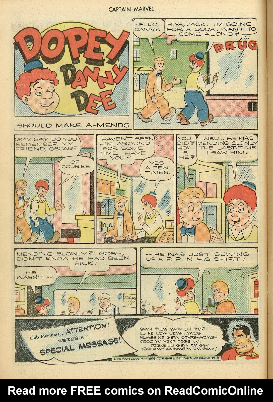 Captain Marvel Adventures issue 70 - Page 14