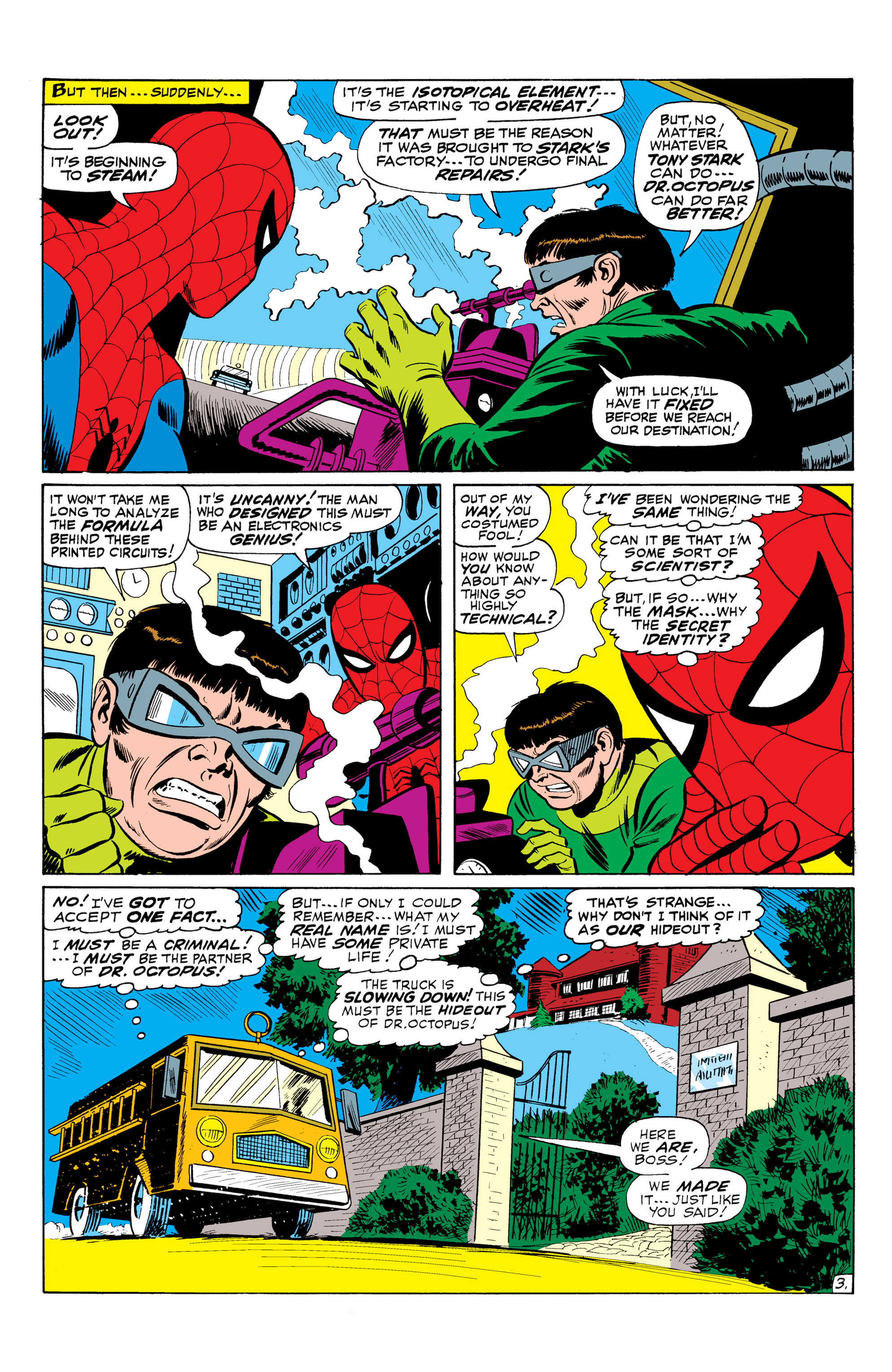 The Amazing Spider-Man (1963) 56 Page 3