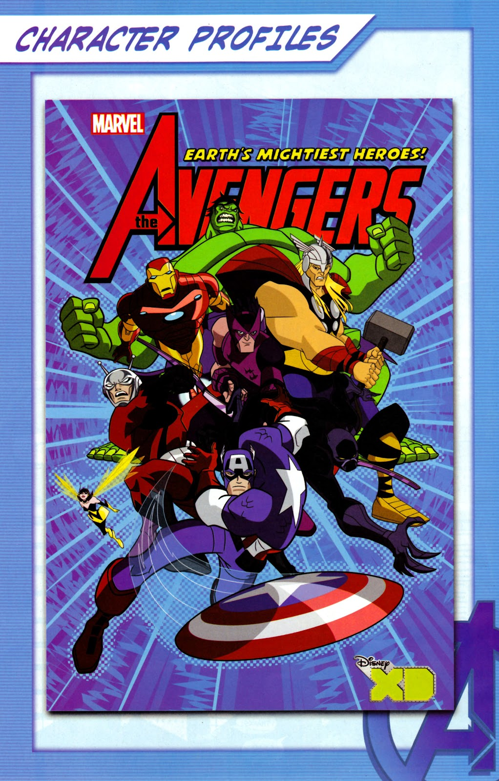 Avengers: Earth's Mightiest Heroes (2011) Issue #2 #2 - English 24