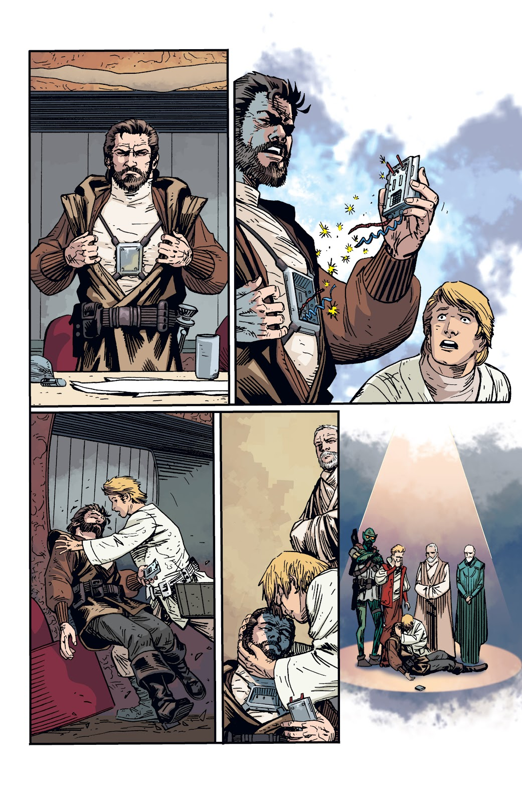 Read online Star Wars Legends: Infinities - Epic Collection comic -  Issue # TPB (Part 5) - 117