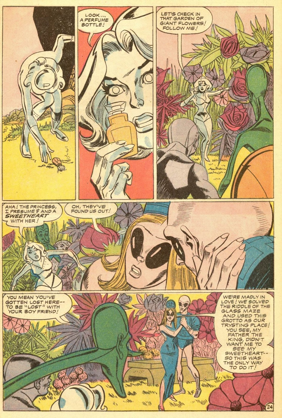 Metal Men (1963) issue 30 - Page 28