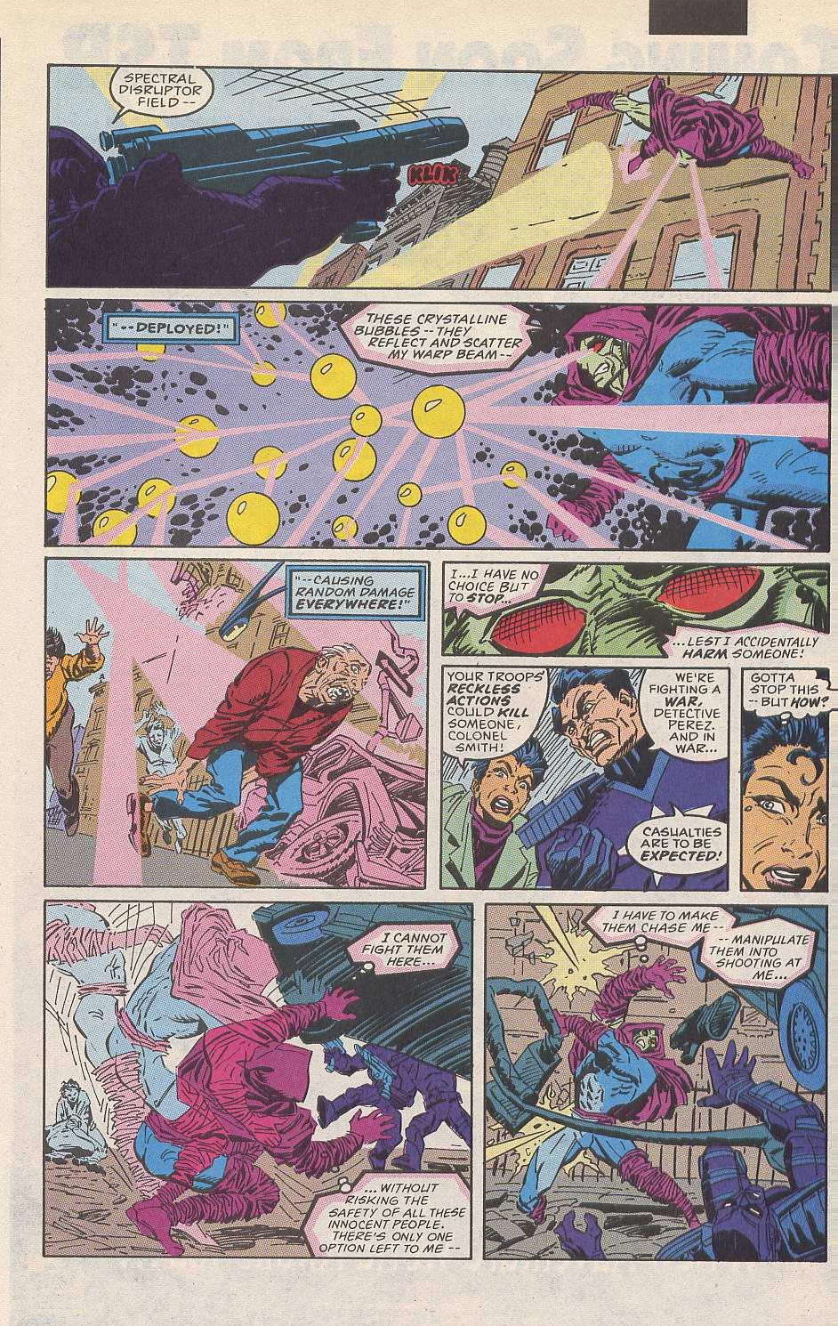 Read online Sleepwalker comic -  Issue #10 - 11