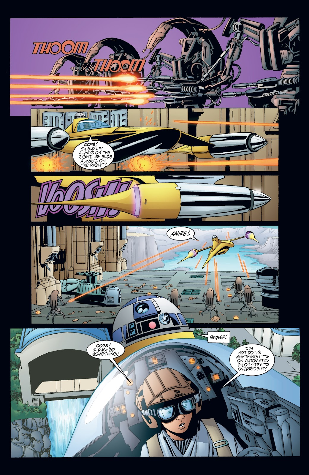 Read online Star Wars Legends: Rise of the Sith - Epic Collection comic -  Issue # TPB 2 (Part 4) - 21