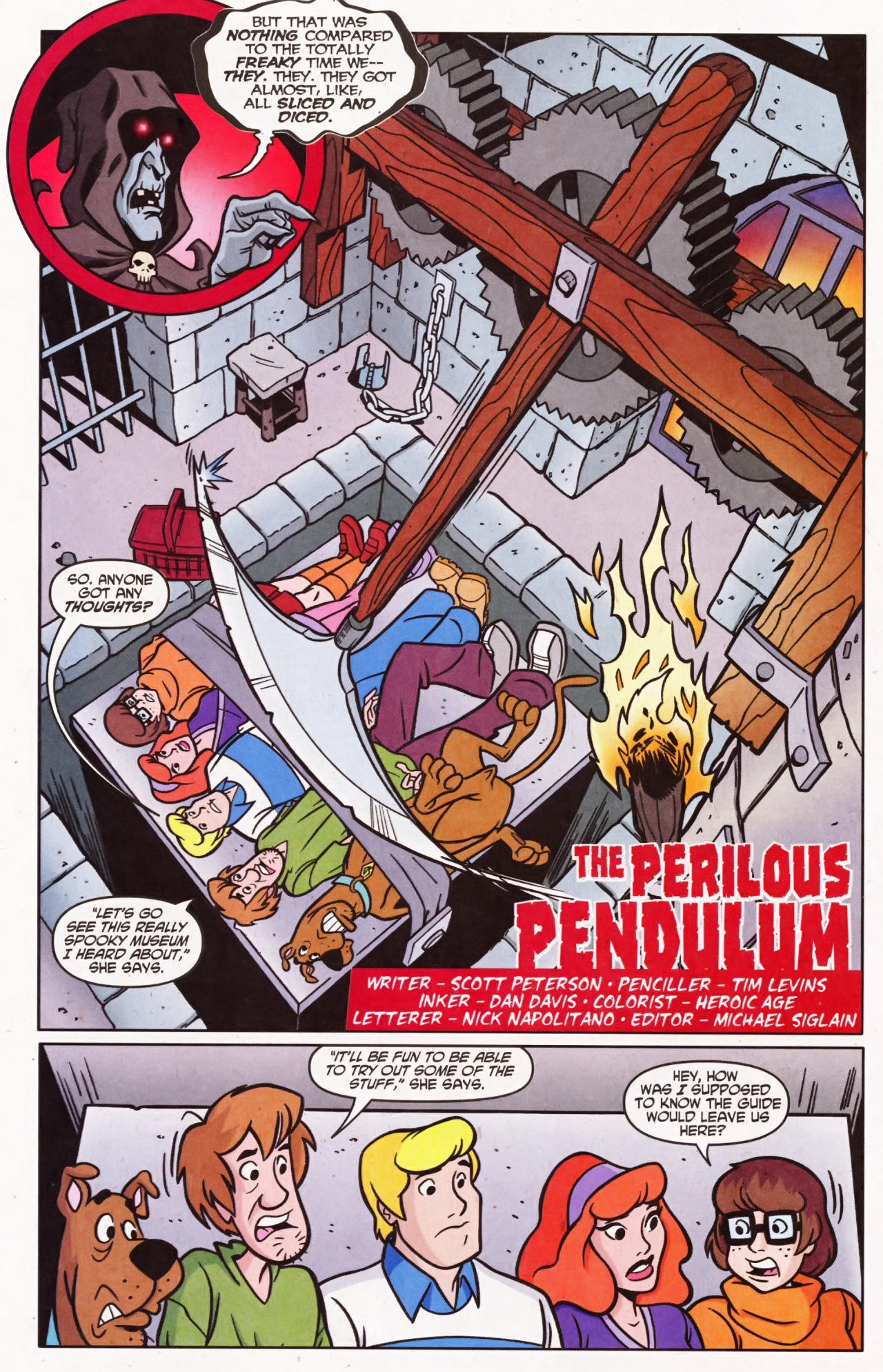 Read online Scooby-Doo (1997) comic -  Issue #137 - 16