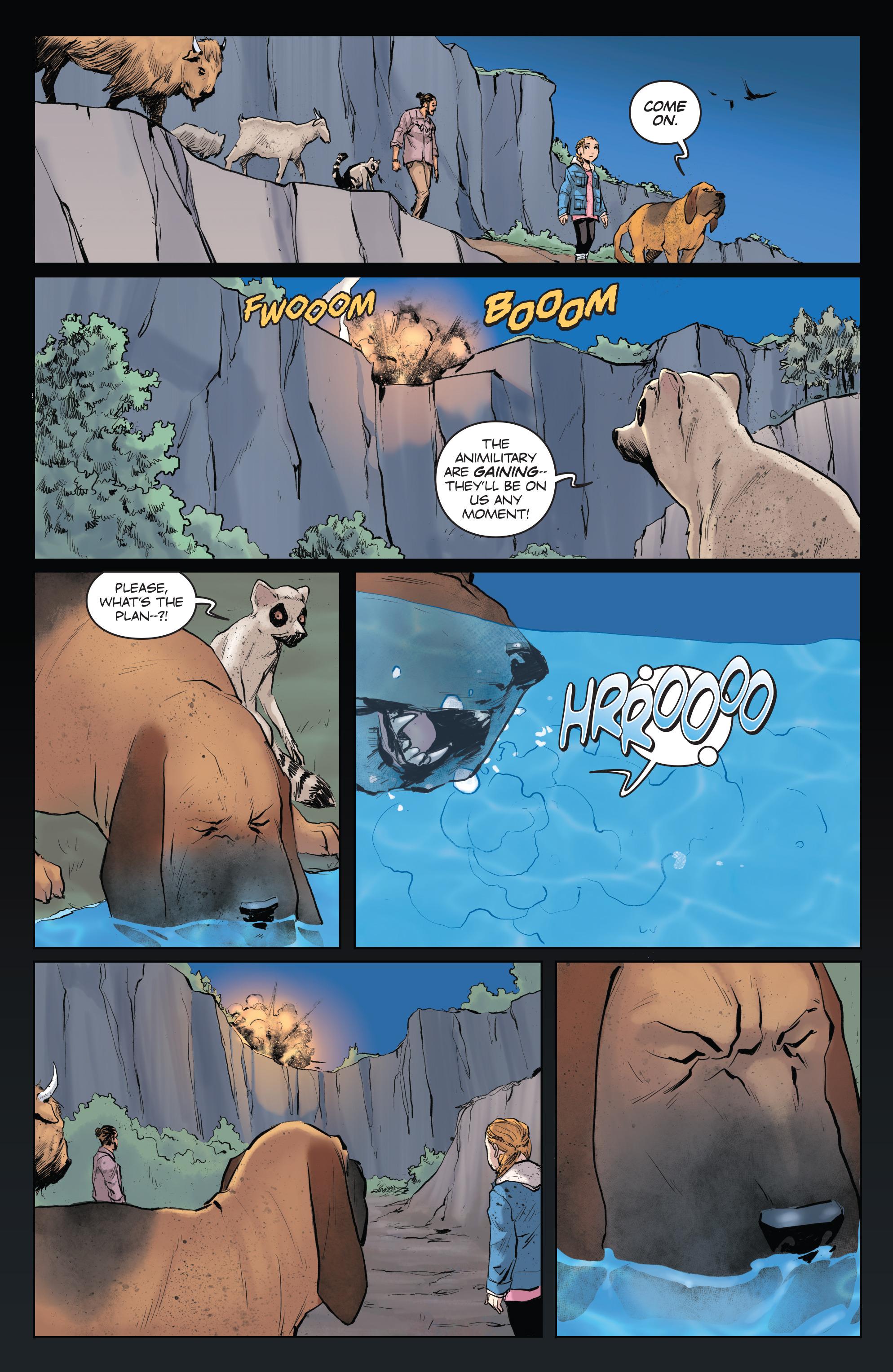 Read online Animosity comic -  Issue #4 - 20