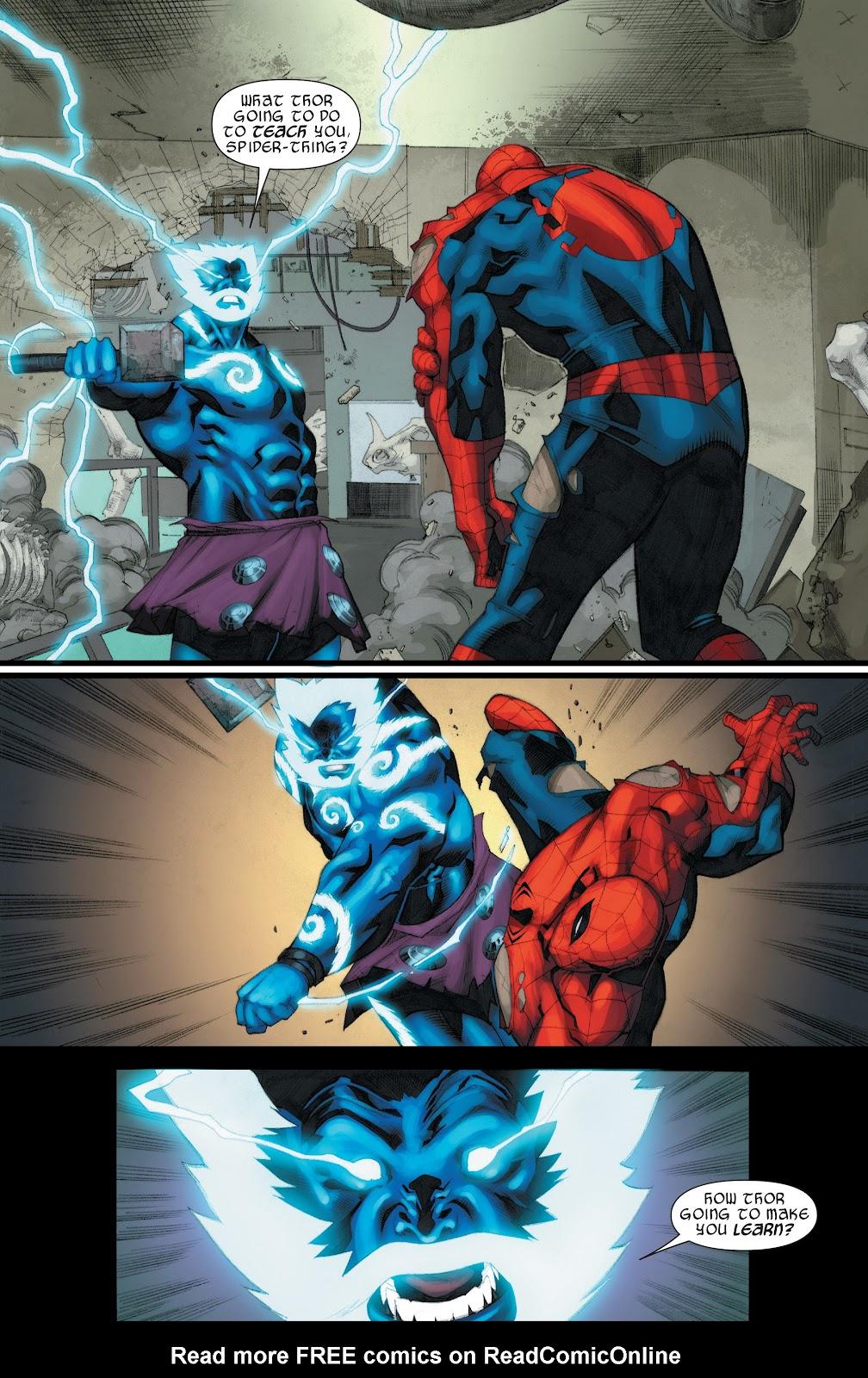 World War Hulks: Spider-Man vs. Thor Issue #2 #2 - English 6