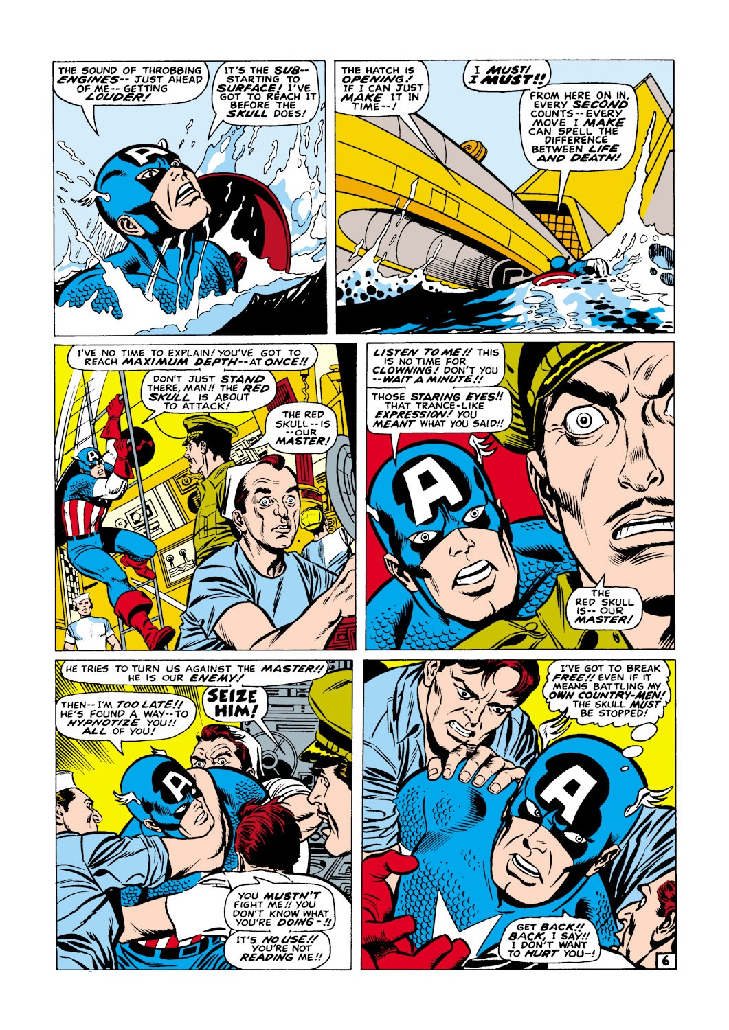 Tales of Suspense (1959) issue 91 - Page 19